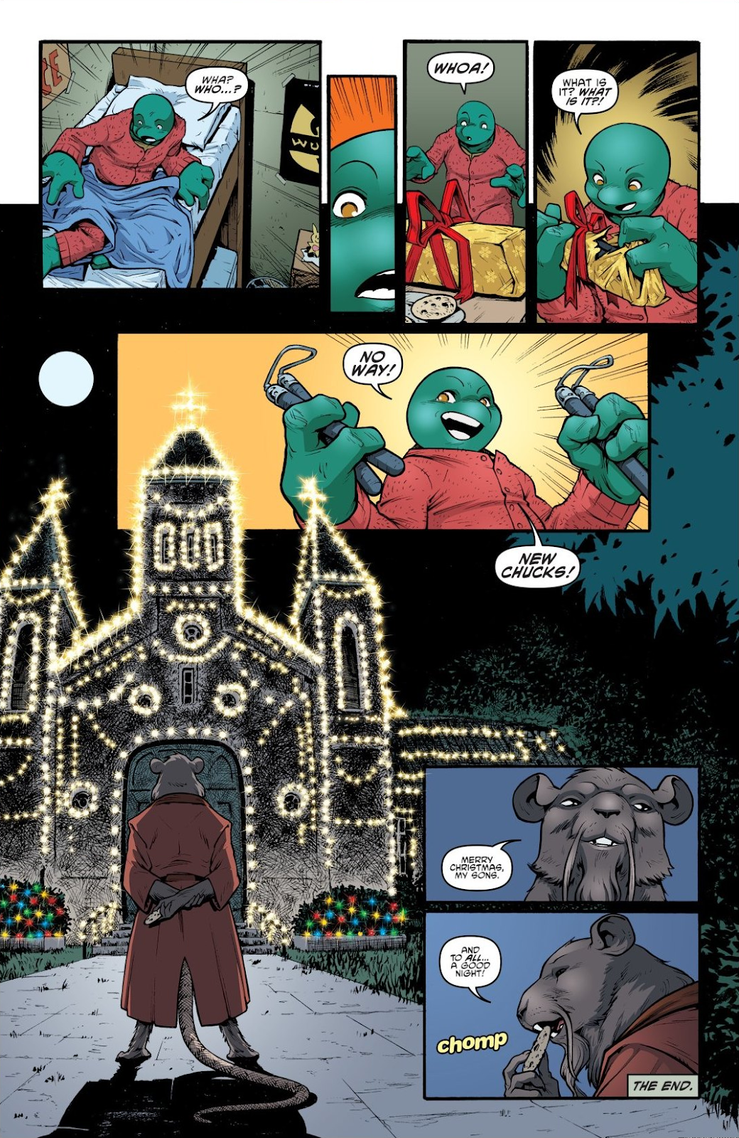 Read online Teenage Mutant Ninja Turtles: The IDW Collection comic -  Issue # TPB 8 (Part 3) - 45