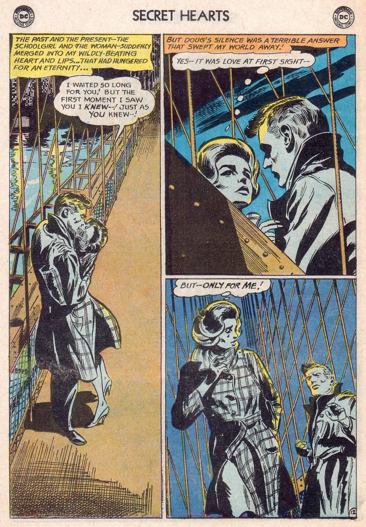 Read online Secret Hearts comic -  Issue #107 - 14