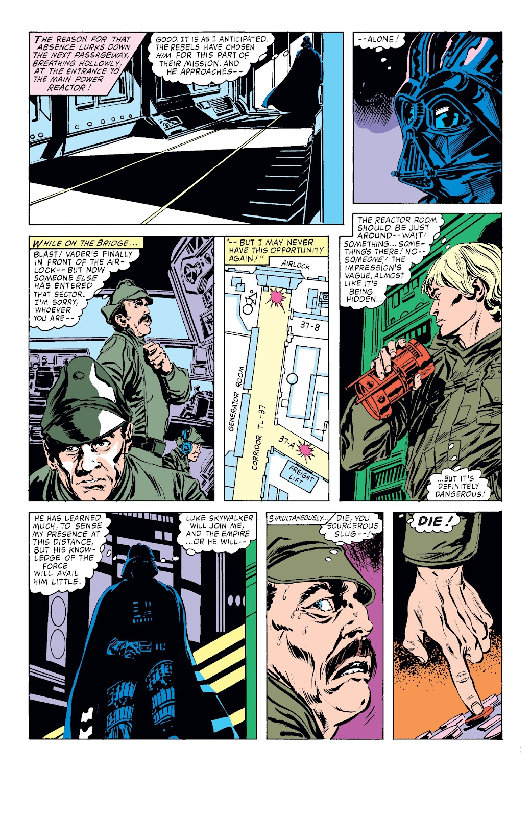 Read online Star Wars Legends: The Original Marvel Years - Epic Collection comic -  Issue # TPB 3 (Part 3) - 99