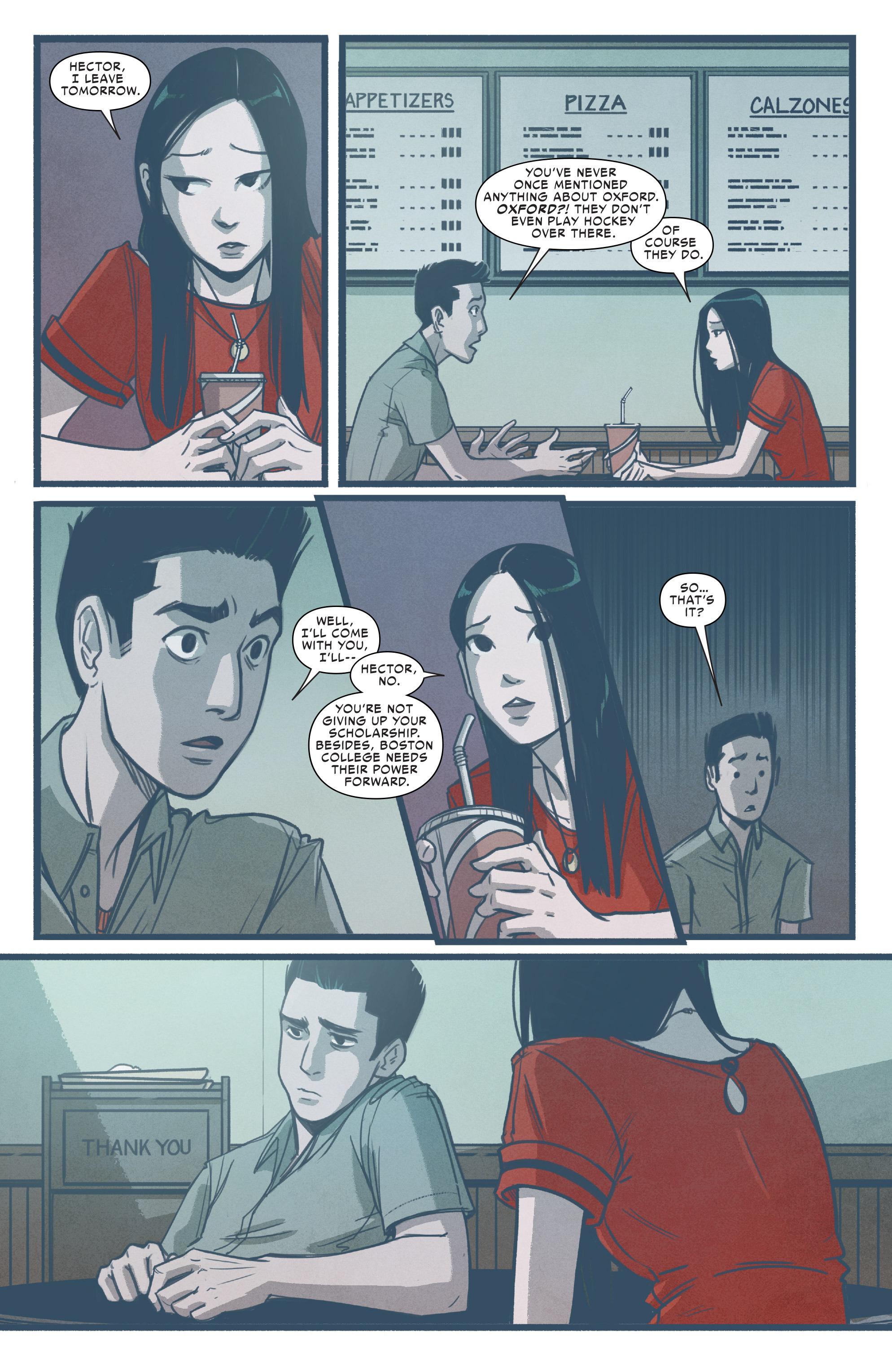 Read online Silk (2015) comic -  Issue #2 - 11