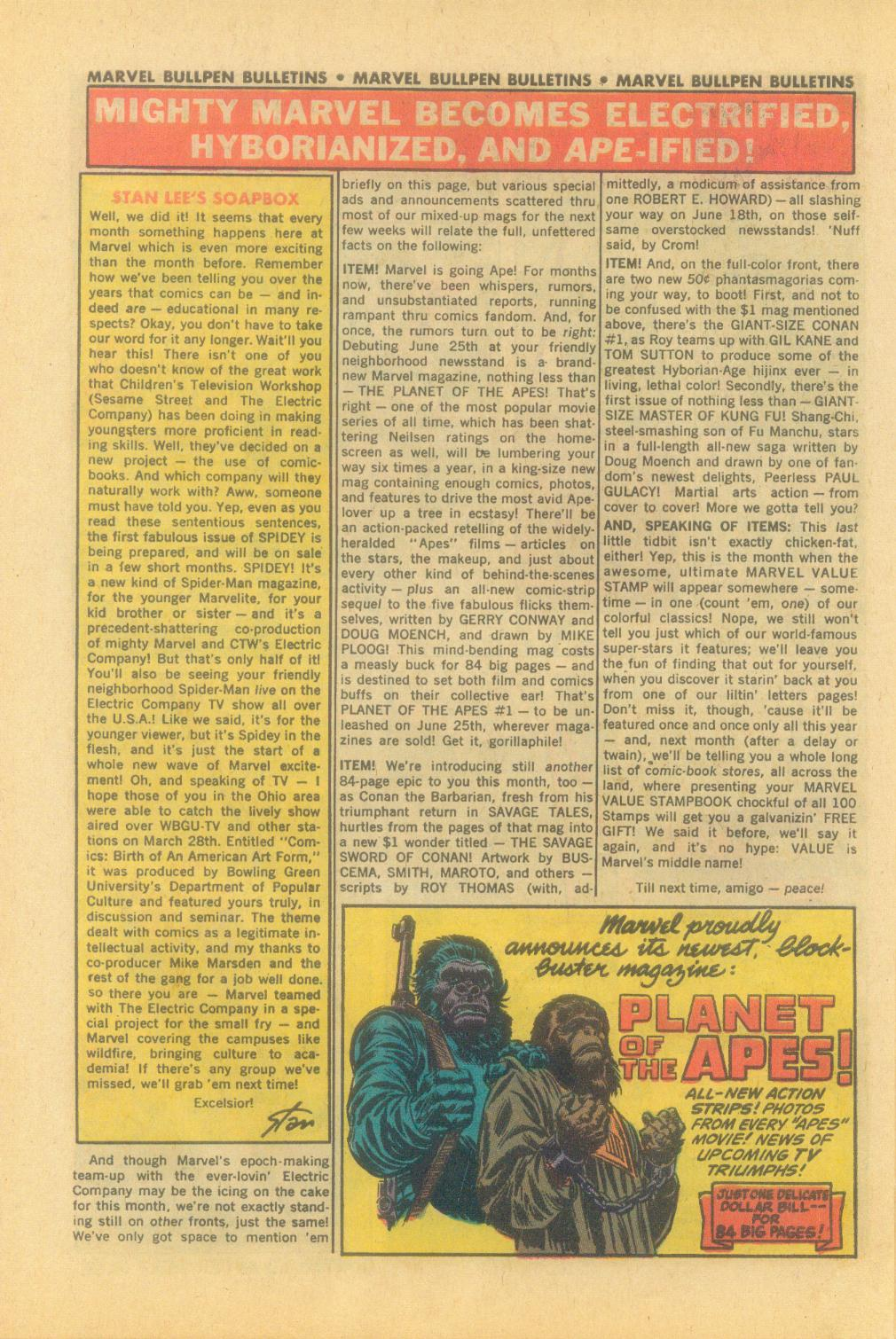 Read online Sgt. Fury comic -  Issue #121 - 30