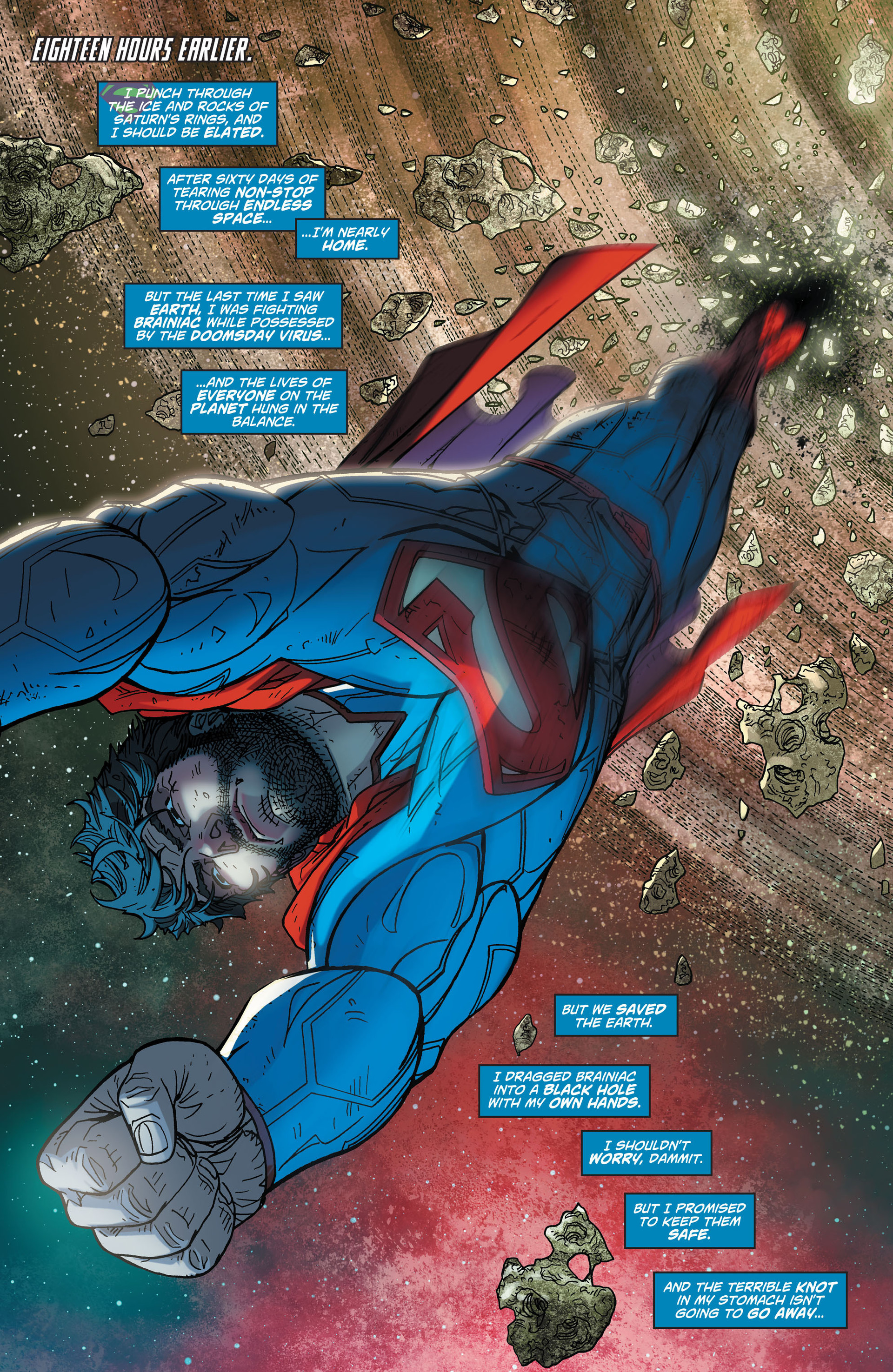 Read online Action Comics (2011) comic -  Issue #35 - 3