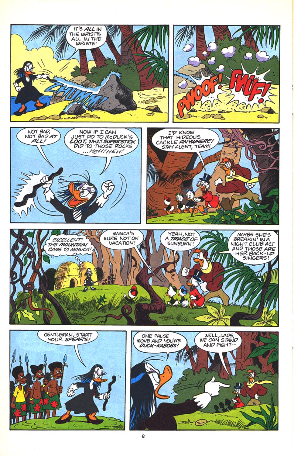 Read online Uncle Scrooge (1953) comic -  Issue #270 - 19