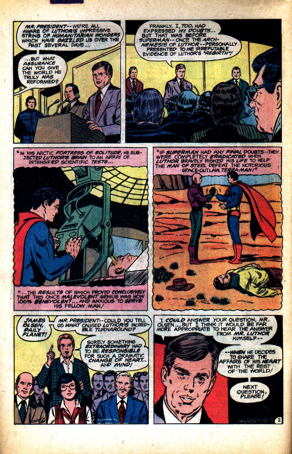 Read online Action Comics (1938) comic -  Issue #512 - 4