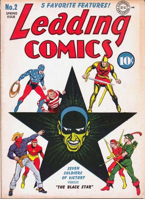 Leading Comics 2 Page 1