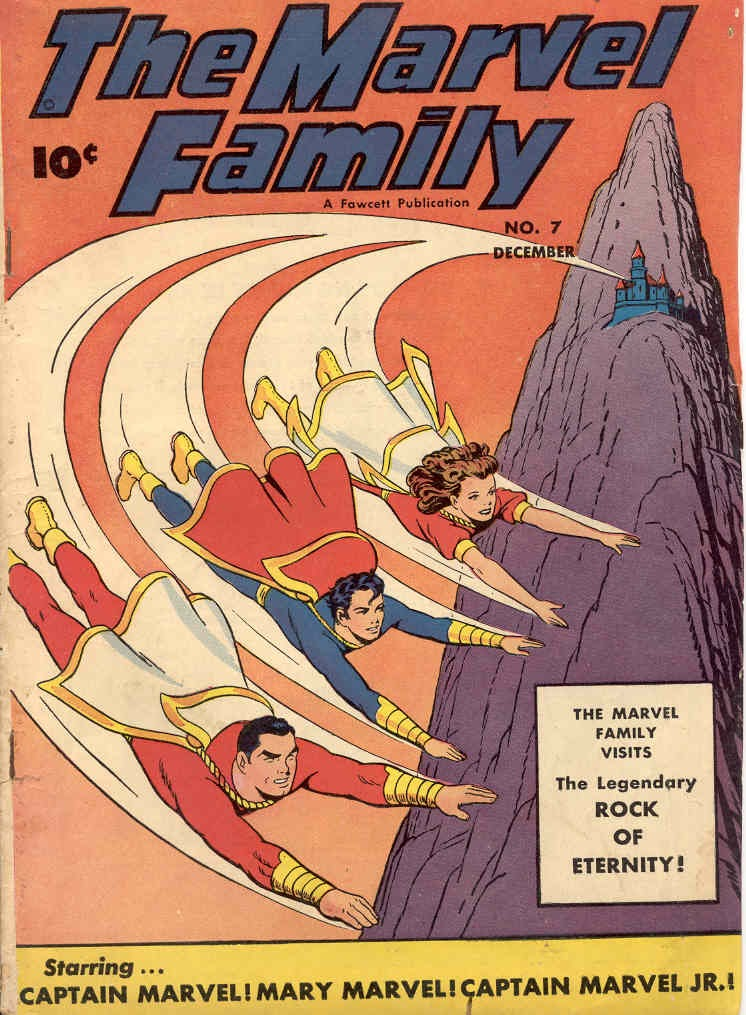 The Marvel Family 7 Page 1