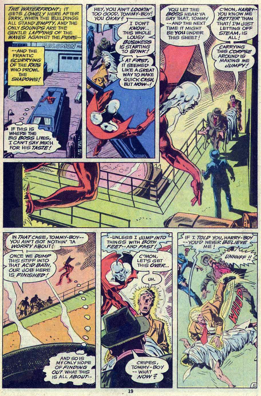 Read online Adventure Comics (1938) comic -  Issue #460 - 19