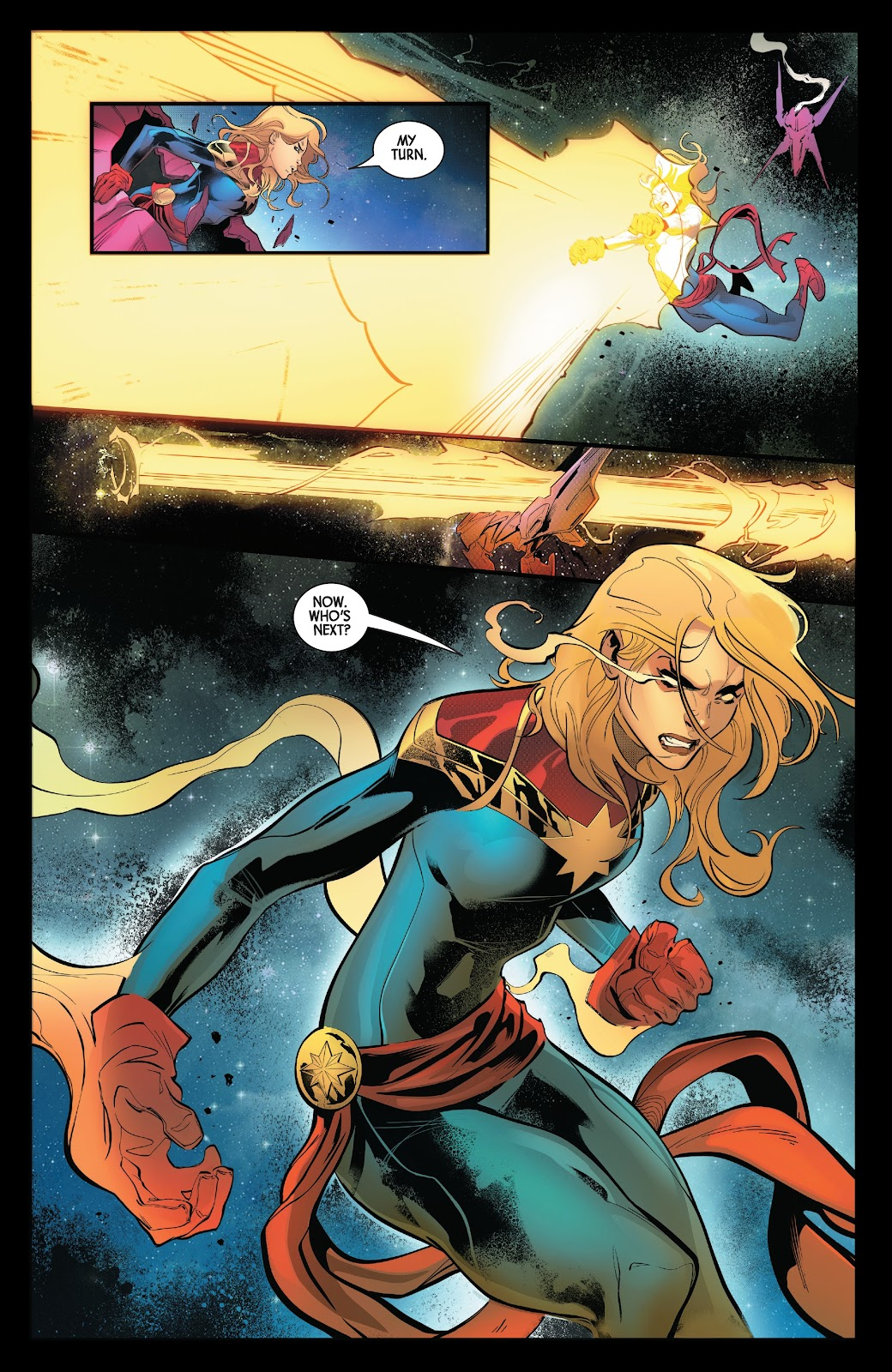 Read online Captain Marvel: Braver & Mightier comic -  Issue #1 - 13