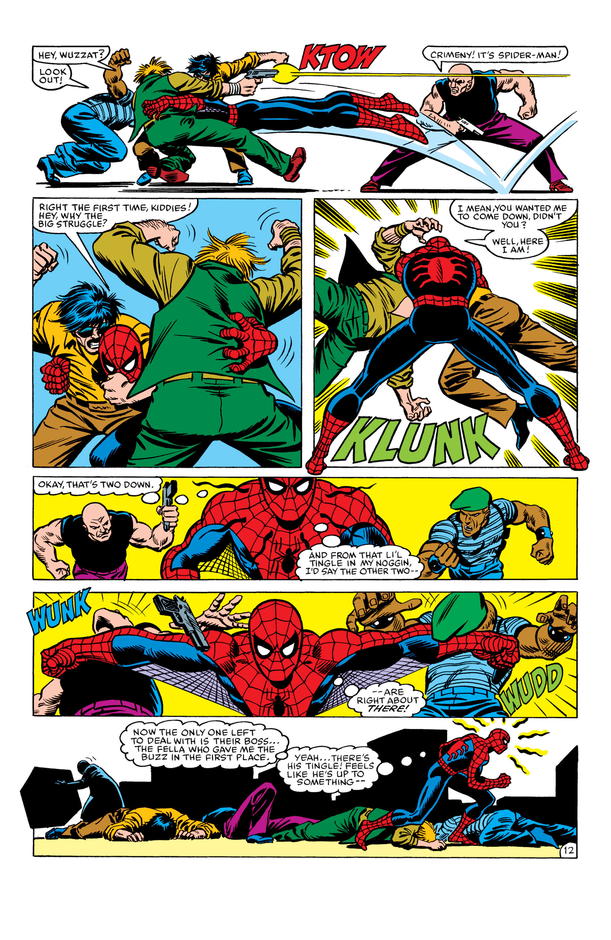The Amazing Spider-Man (1963) 247 Page 12