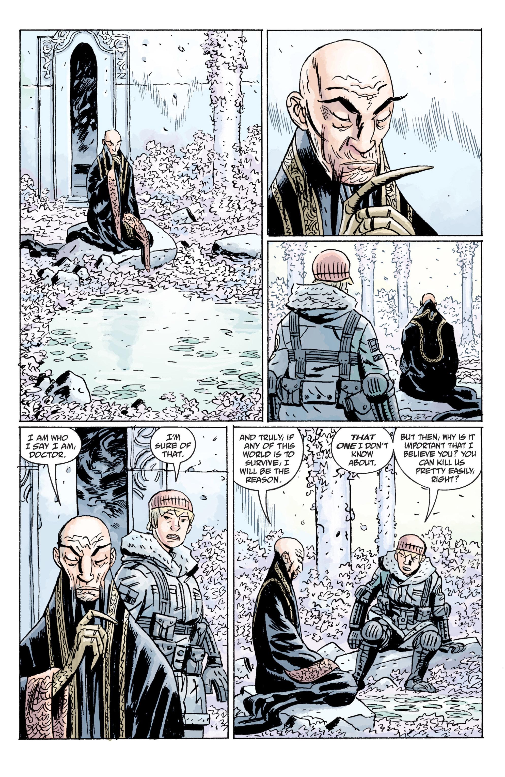 Read online B.P.R.D. (2003) comic -  Issue # TPB 11 - 87