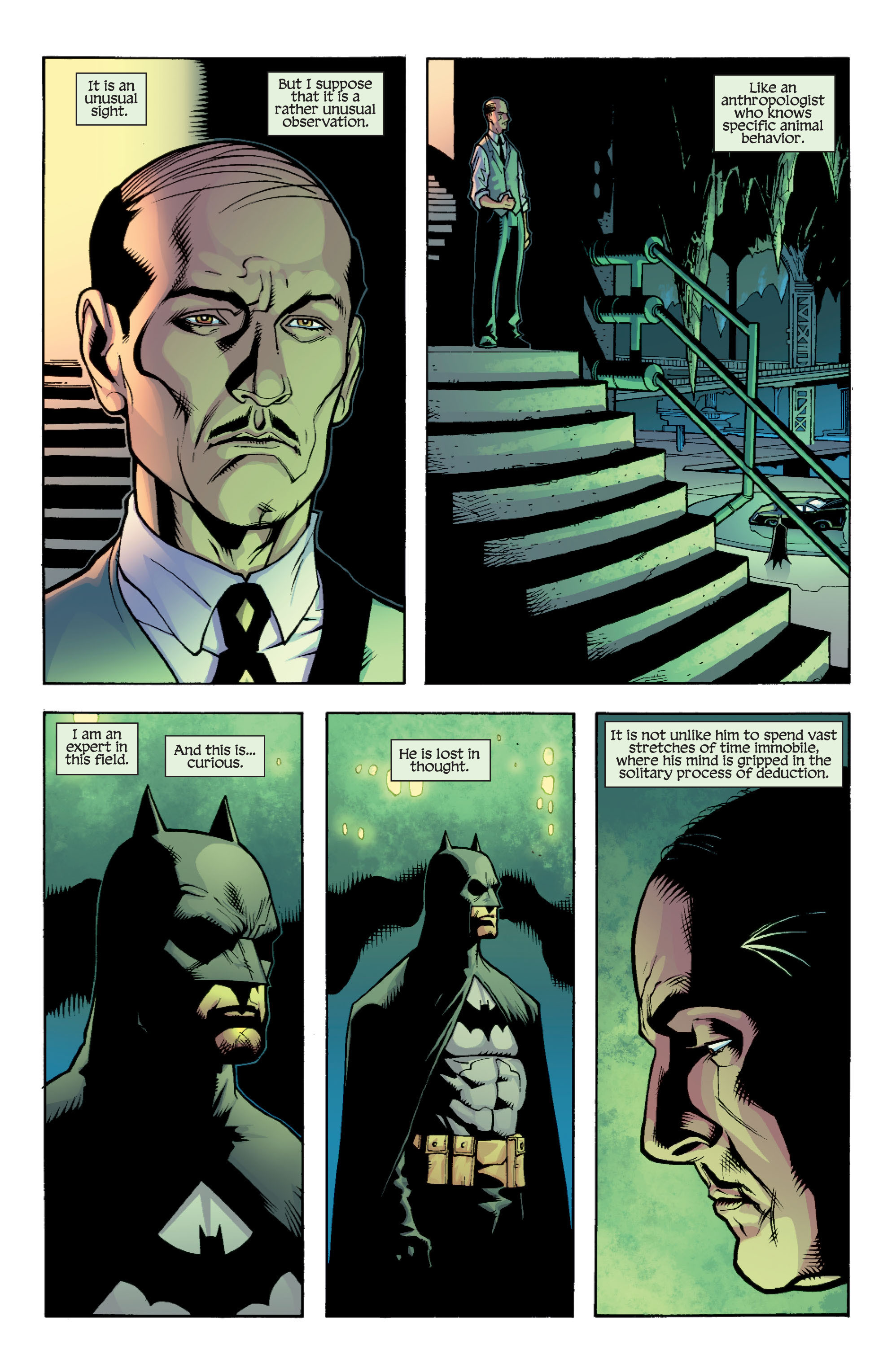 Read online Batman: Under The Red Hood comic -  Issue # Full - 223