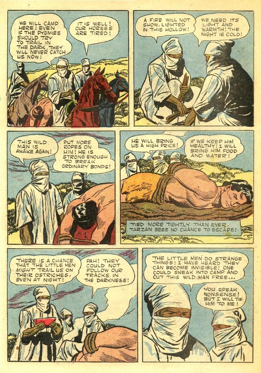 Tarzan (1948) issue 56 - Page 14