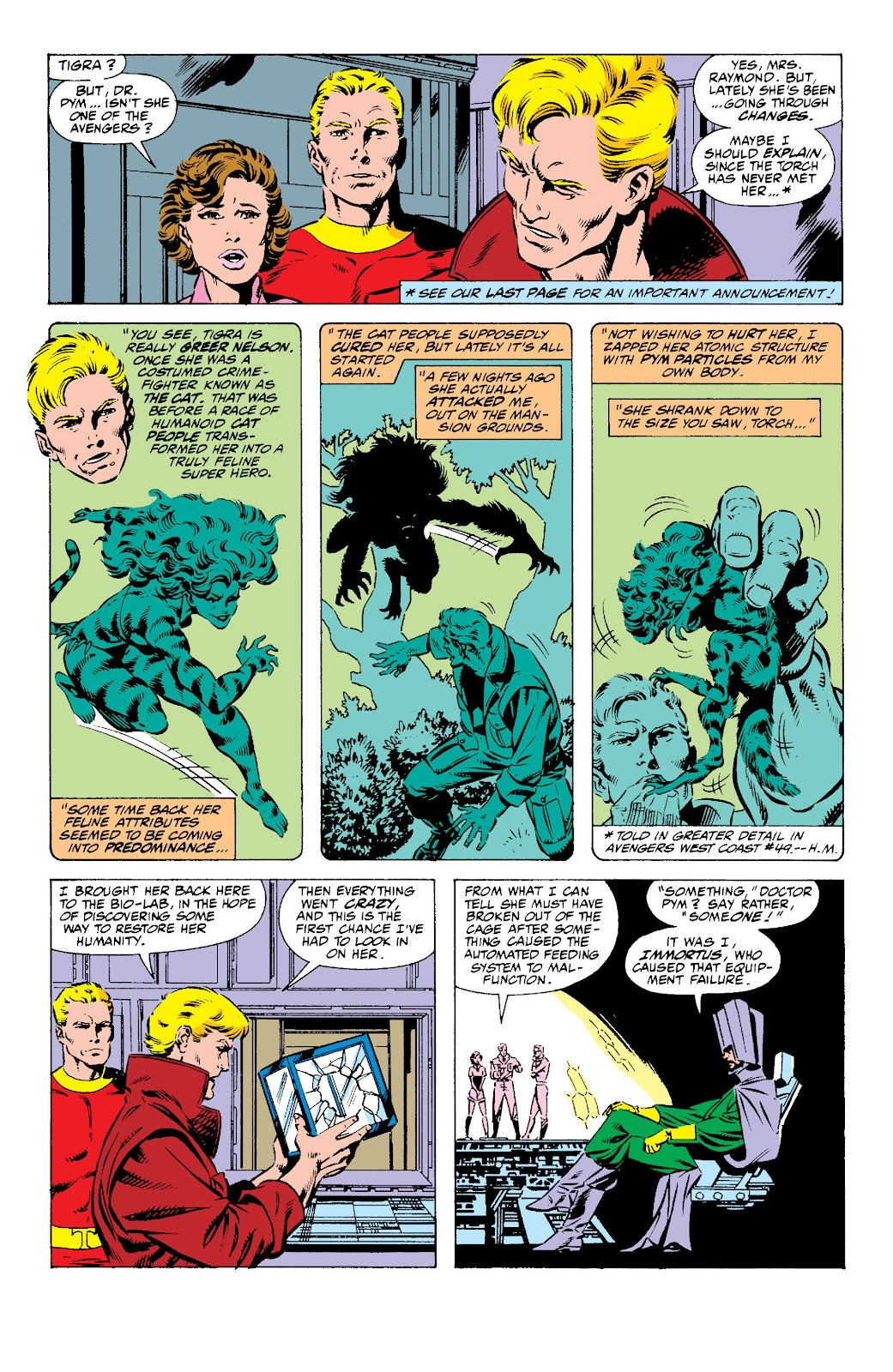 Avengers West Coast (1989) issue 56 - Page 7