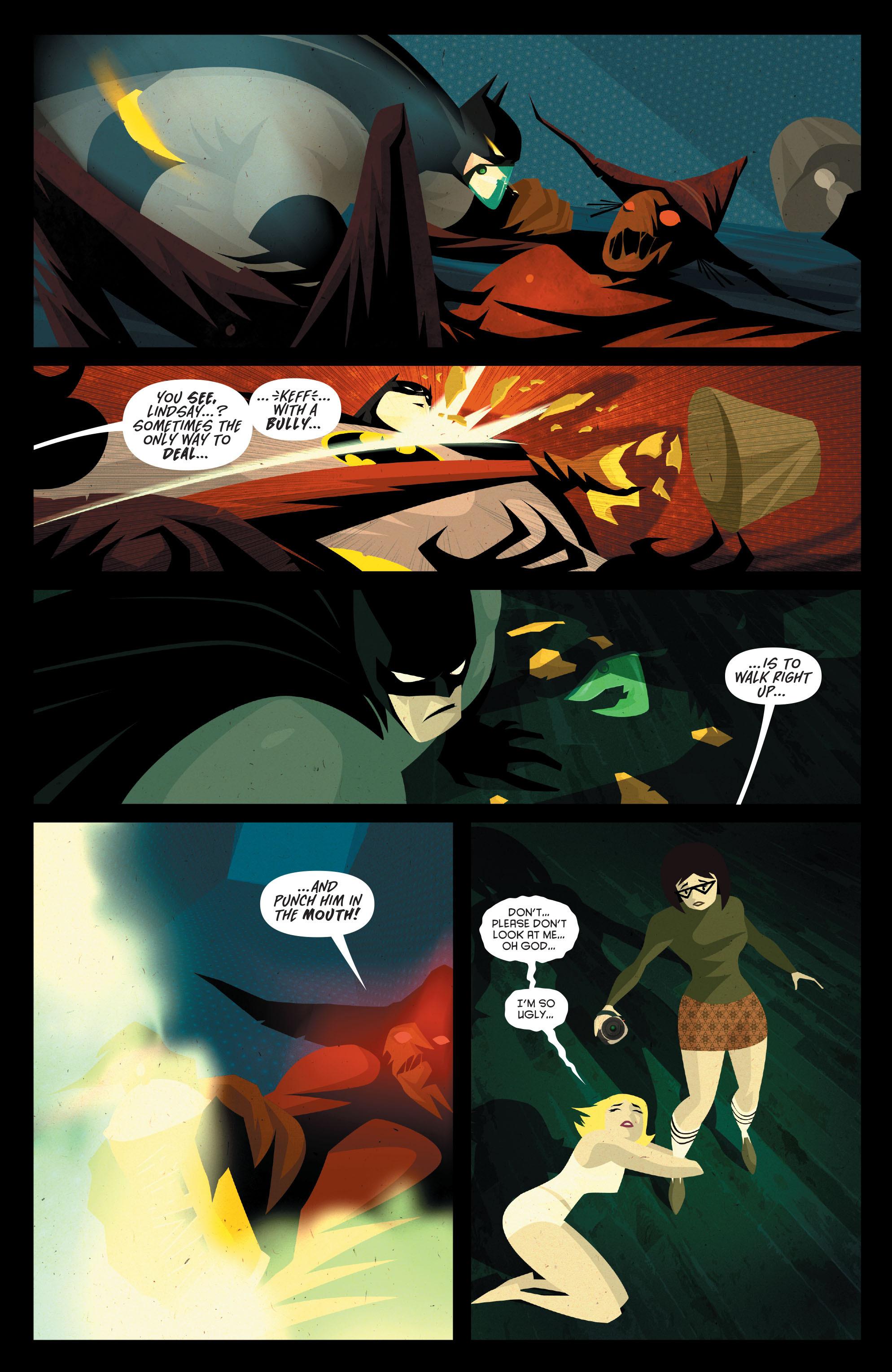 Read online Joker's Asylum: Scarecrow comic -  Issue # Full - 21