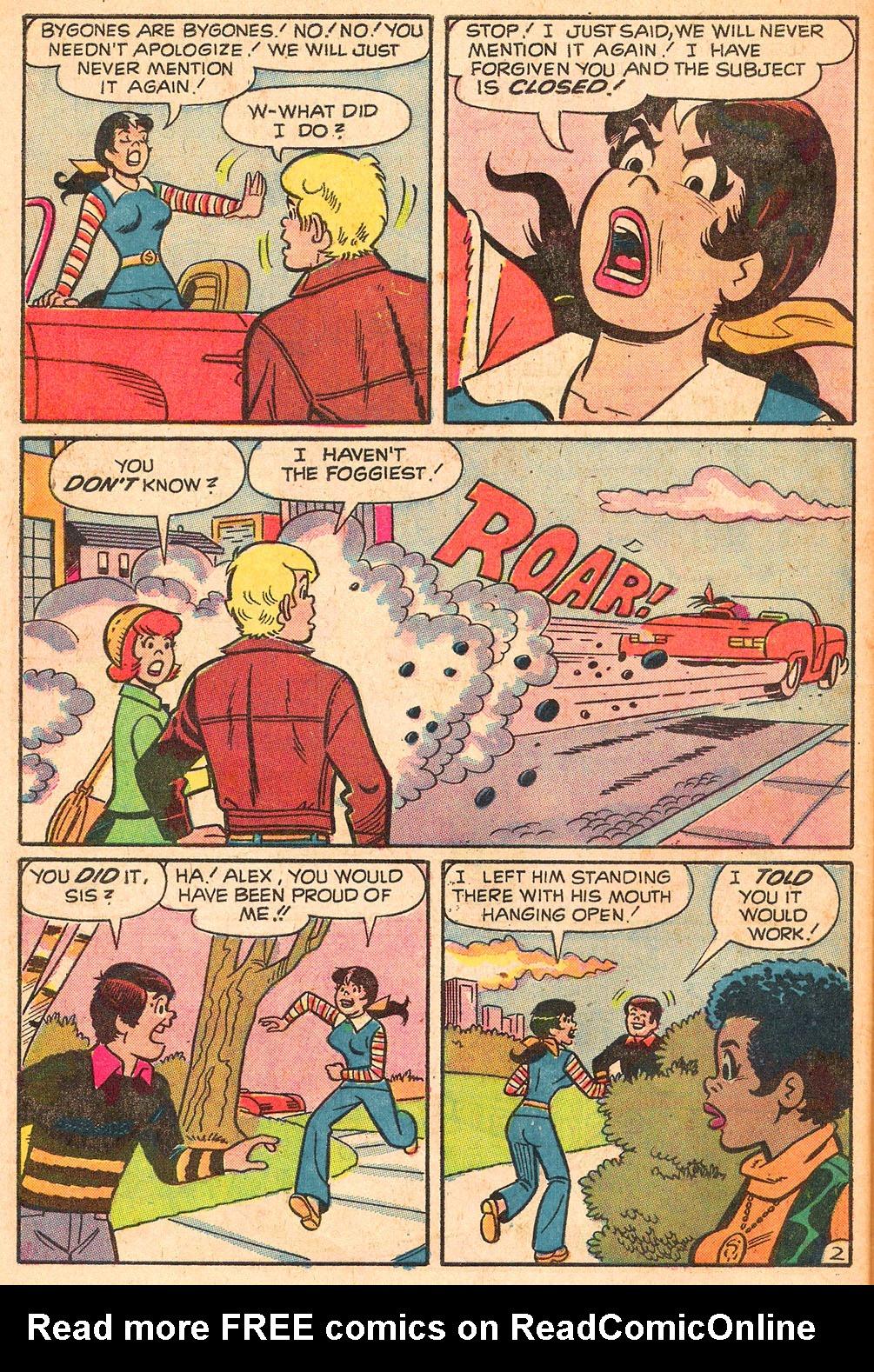 Read online She's Josie comic -  Issue #69 - 45