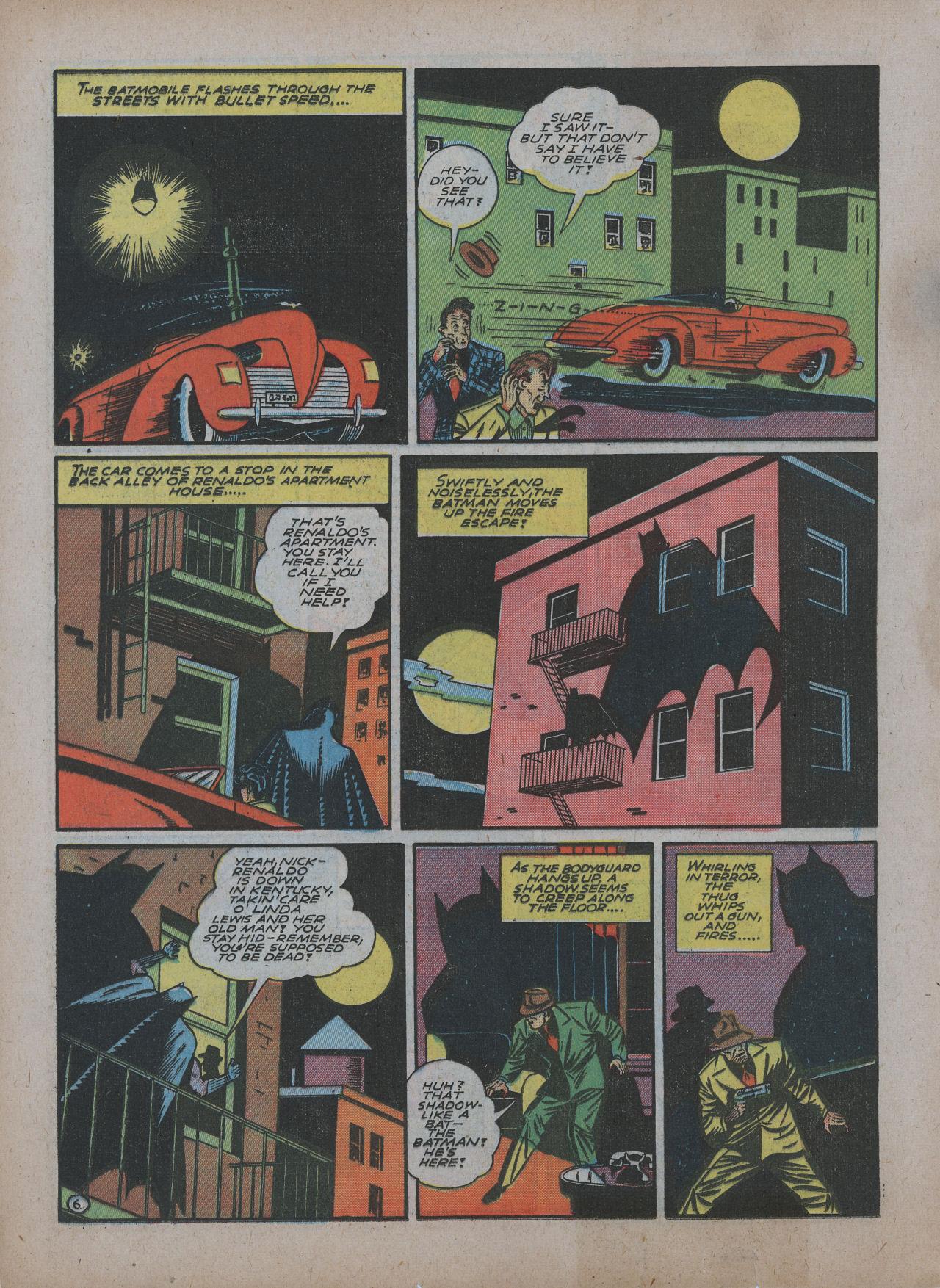 Read online Detective Comics (1937) comic -  Issue #48 - 8