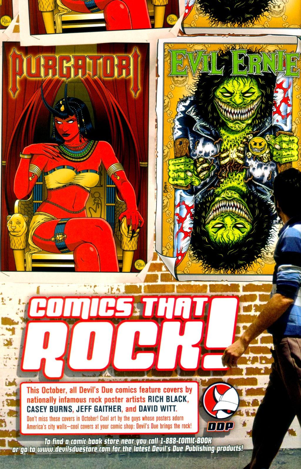 Read online Evil Ernie in Santa Fe comic -  Issue #1 - 26