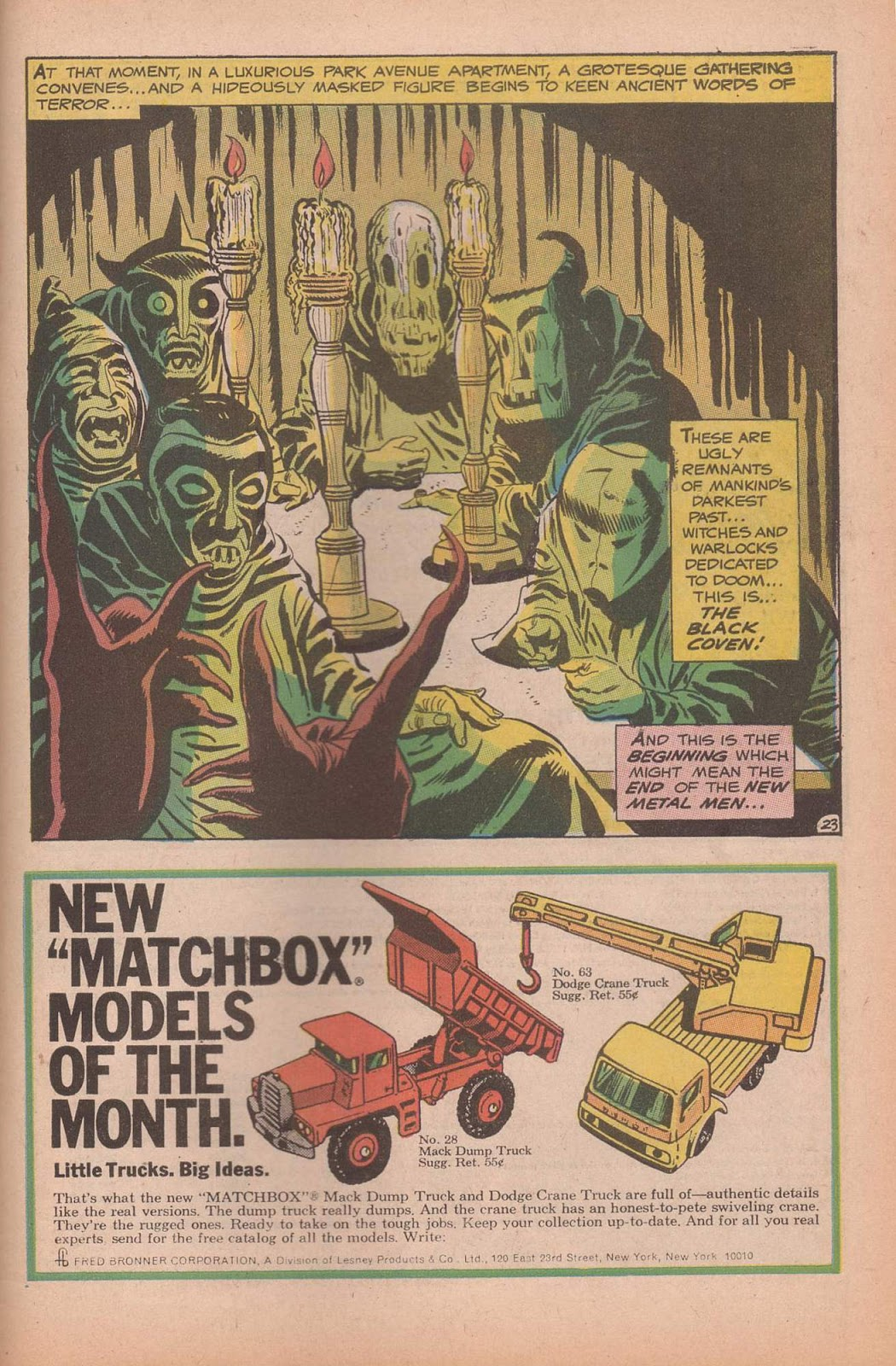 Metal Men (1963) issue 37 - Page 31