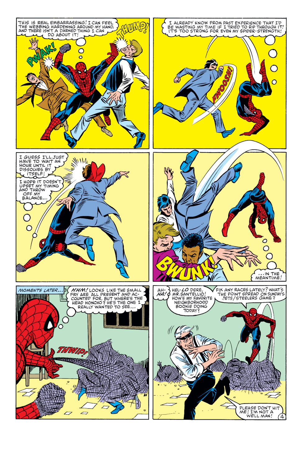 The Amazing Spider-Man (1963) 260 Page 4