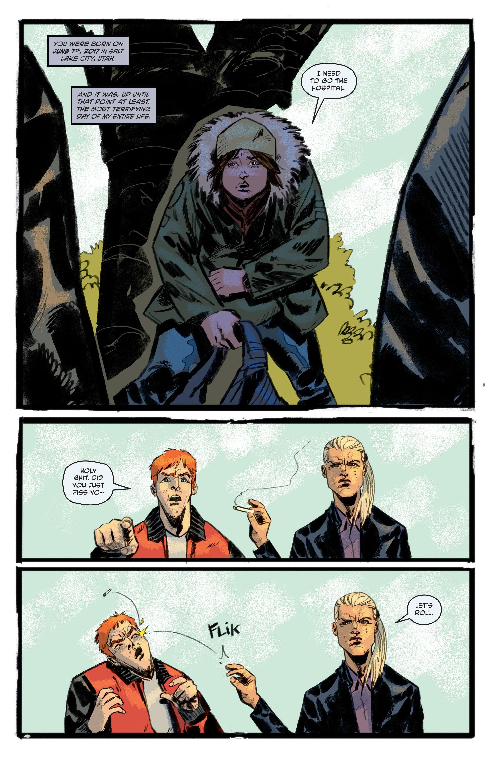 Read online Babyteeth comic -  Issue #1 - 10