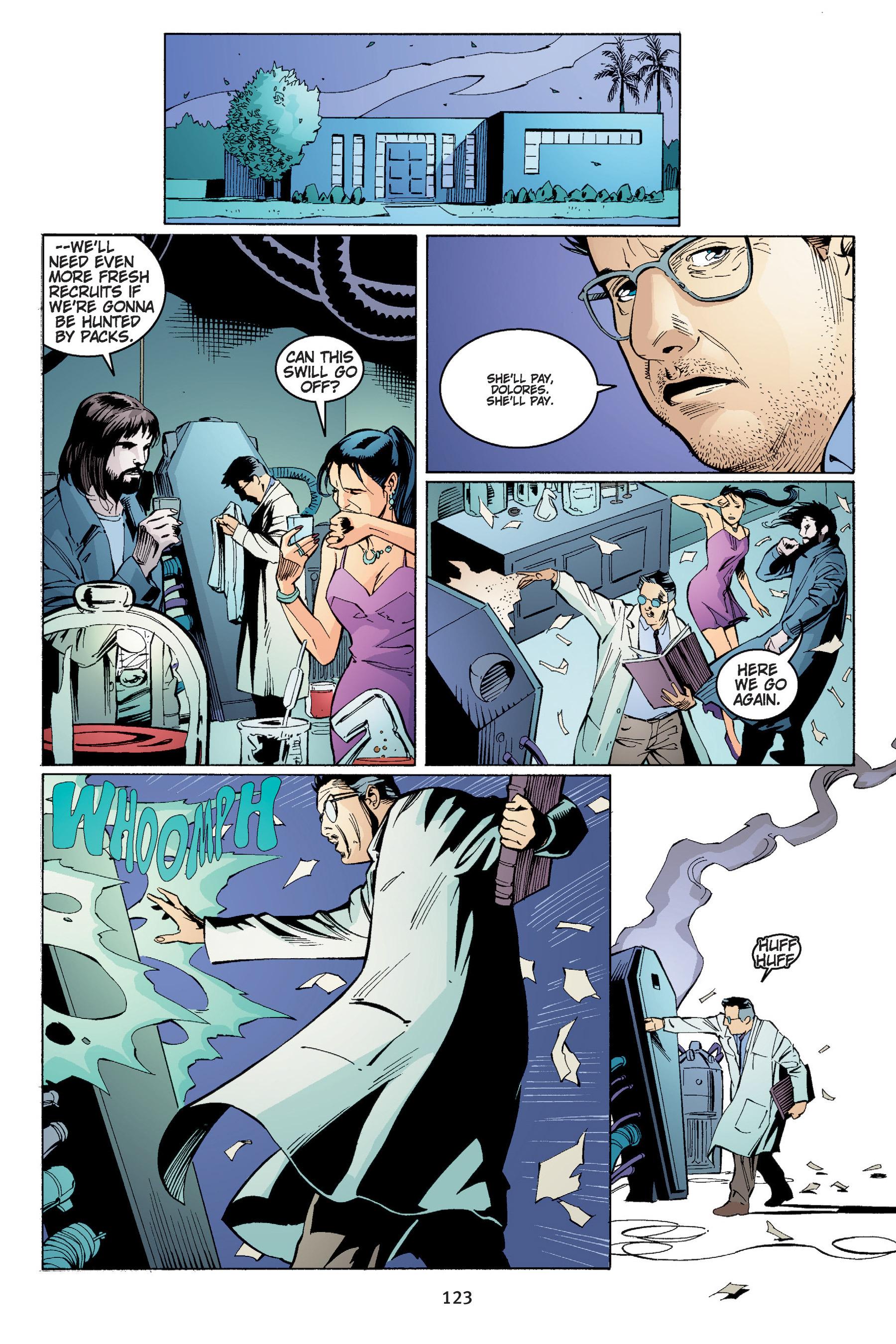 Read online Buffy the Vampire Slayer: Omnibus comic -  Issue # TPB 4 - 124
