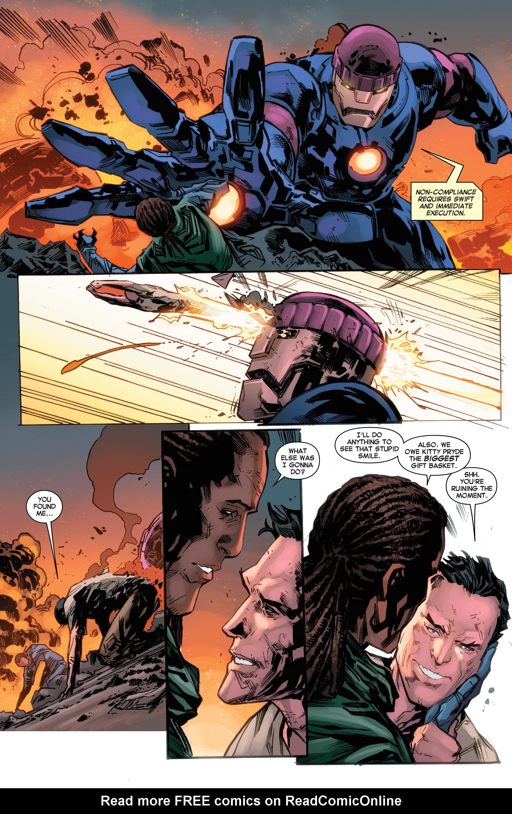Read online Secret Wars Journal comic -  Issue #4 - 18