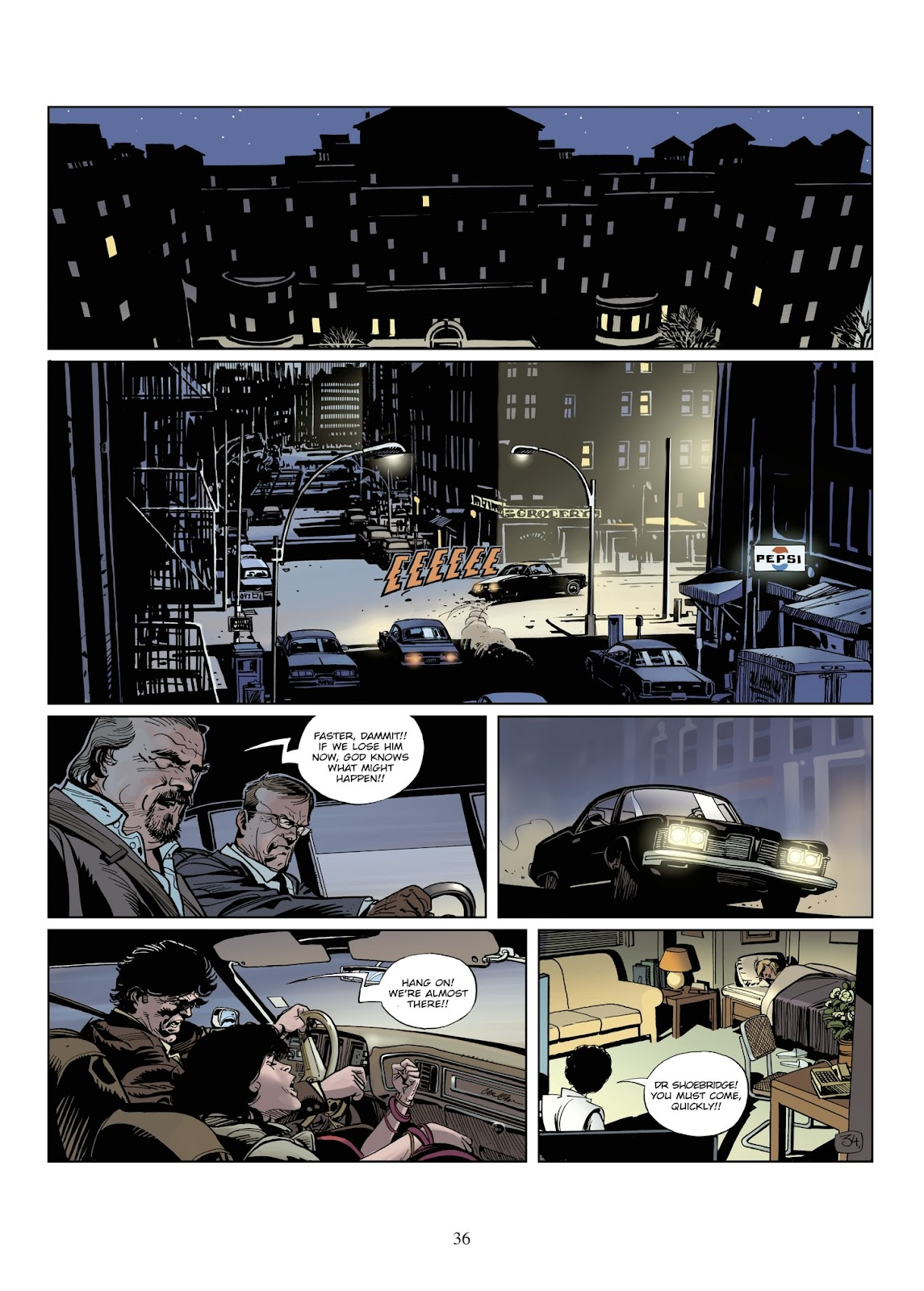XIII Mystery issue 8 - Page 38