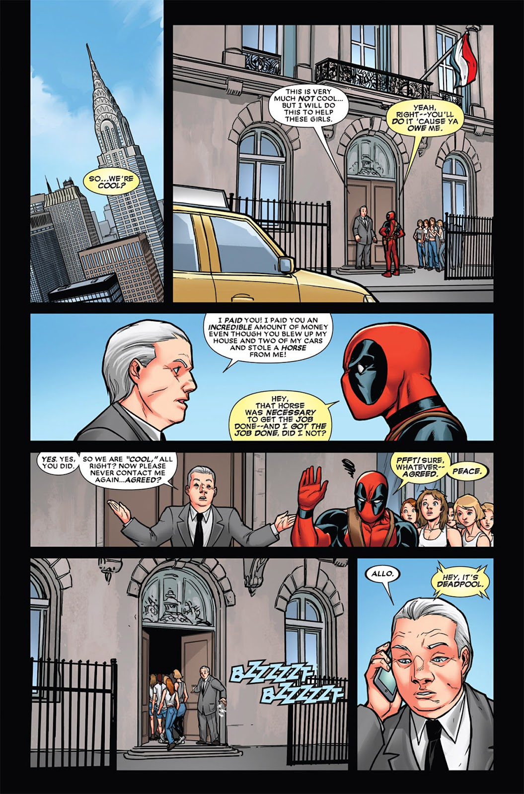 Read online Deadpool (2008) comic -  Issue #45 - 18