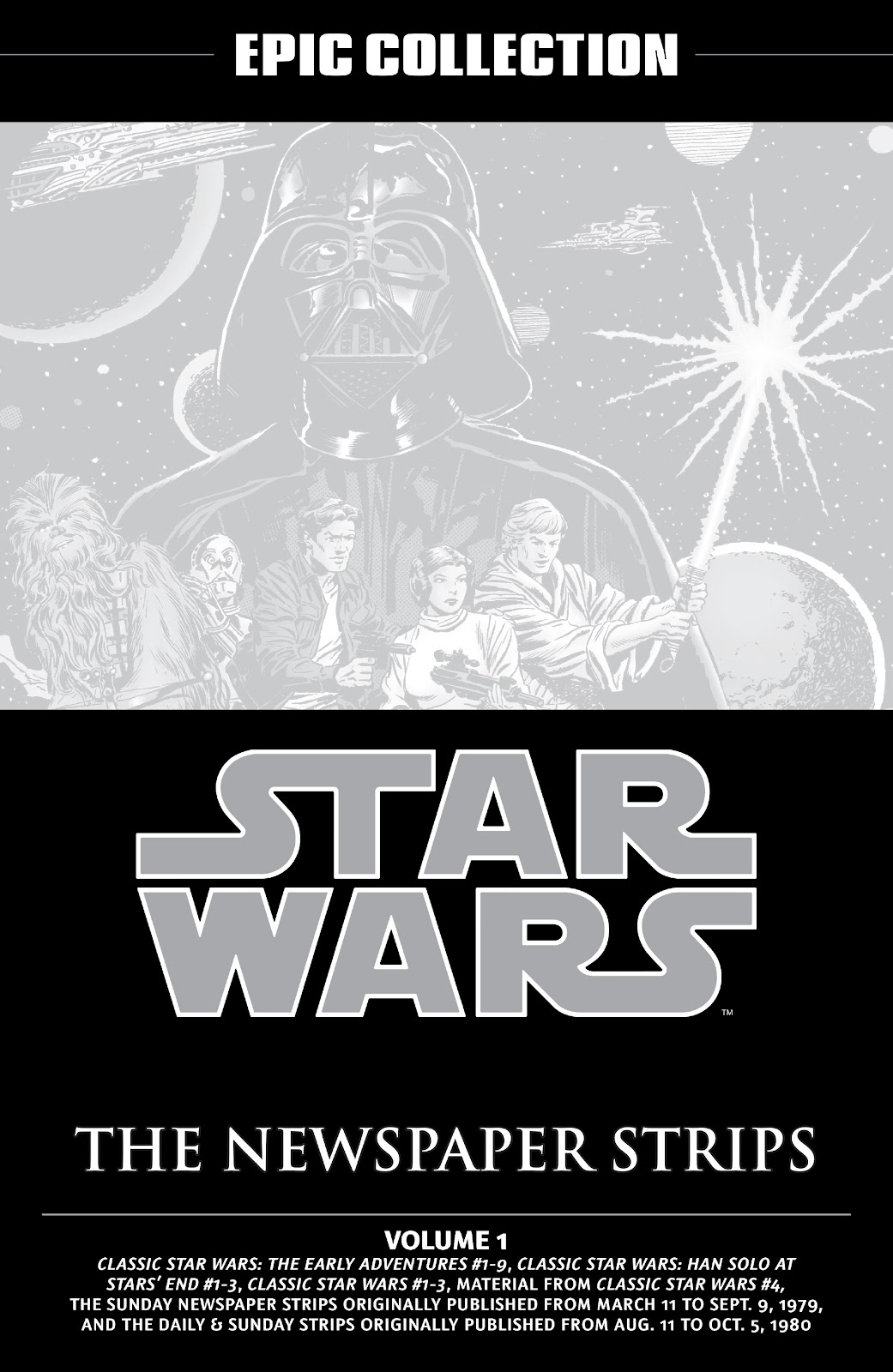Read online Star Wars Legends: The Newspaper Strips - Epic Collection comic -  Issue # TPB (Part 1) - 3