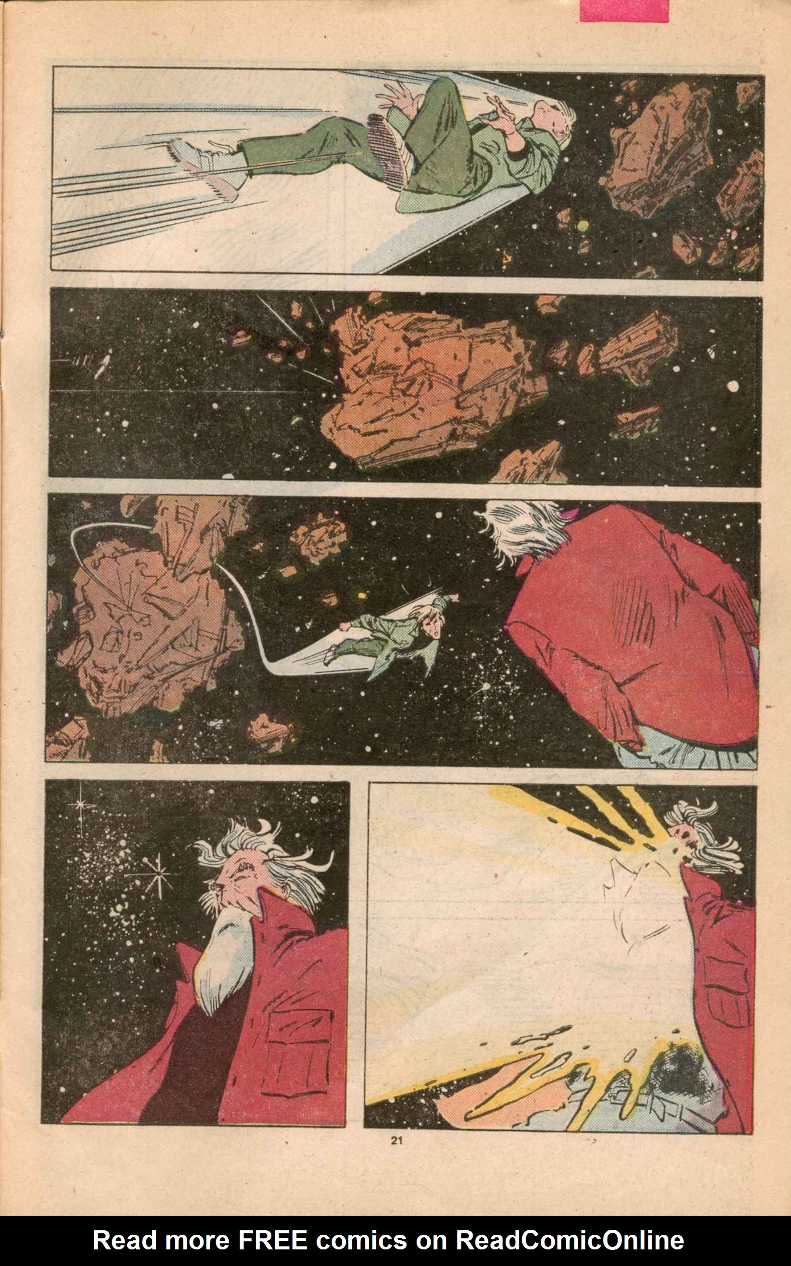 Read online Star Brand comic -  Issue #6 - 22