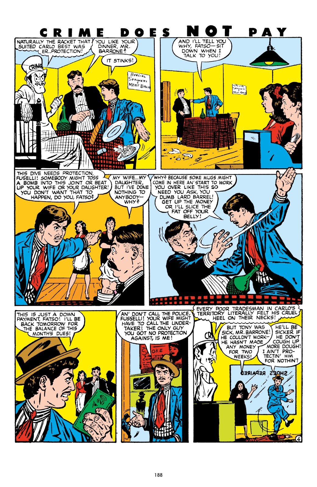 Read online Crime Does Not Pay Archives comic -  Issue # TPB 8 (Part 2) - 89
