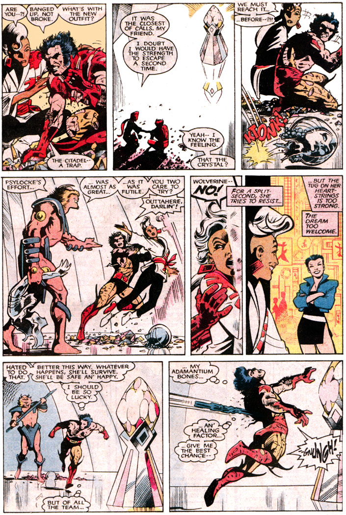 Uncanny X-Men (1963) issue _Annual_11 - Page 35