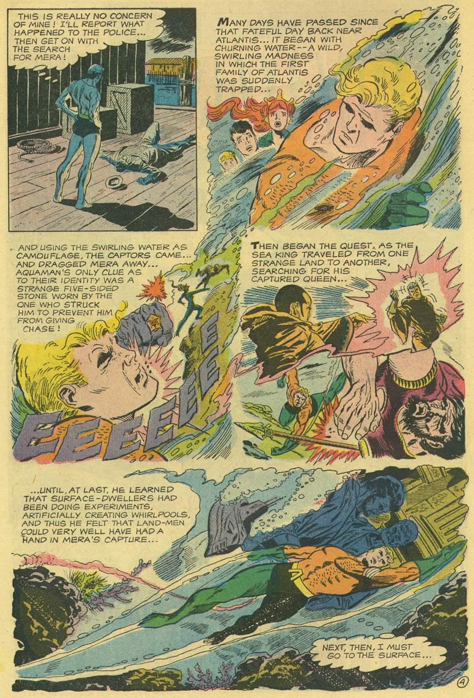 Aquaman (1962) Issue #44 #44 - English 6