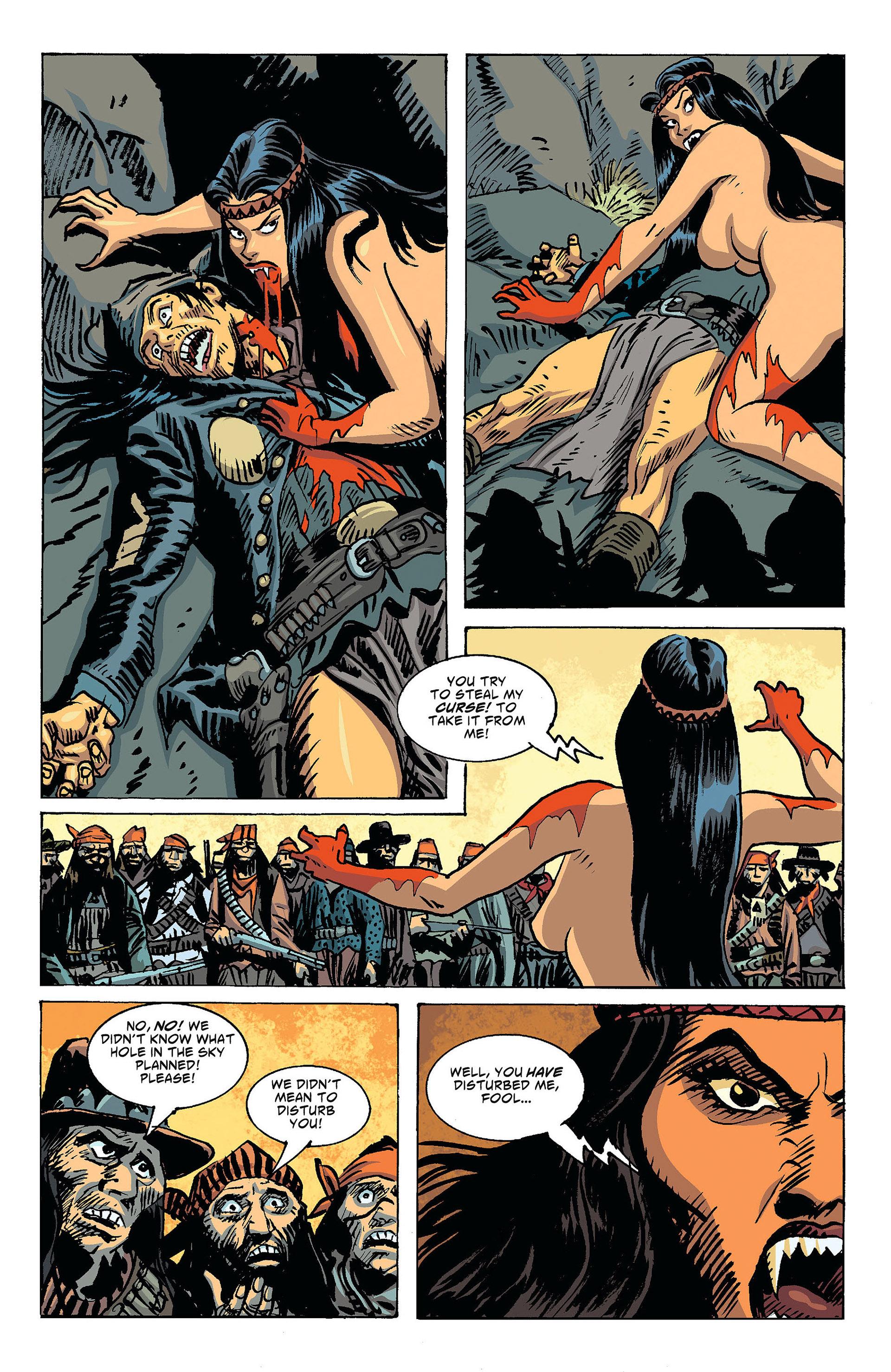 Read online American Vampire comic -  Issue #21 - 12