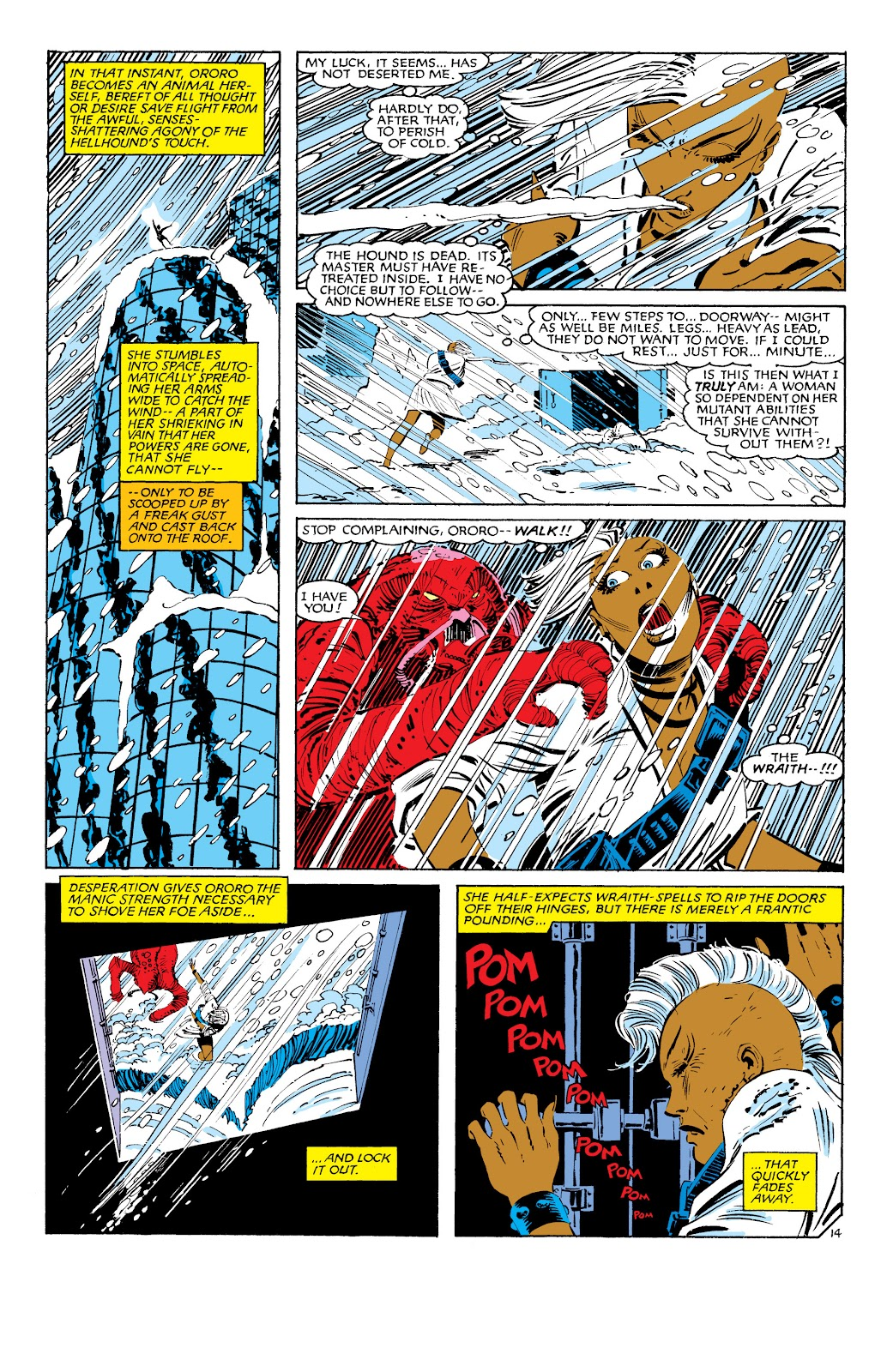 Uncanny X-Men (1963) issue 187 - Page 15