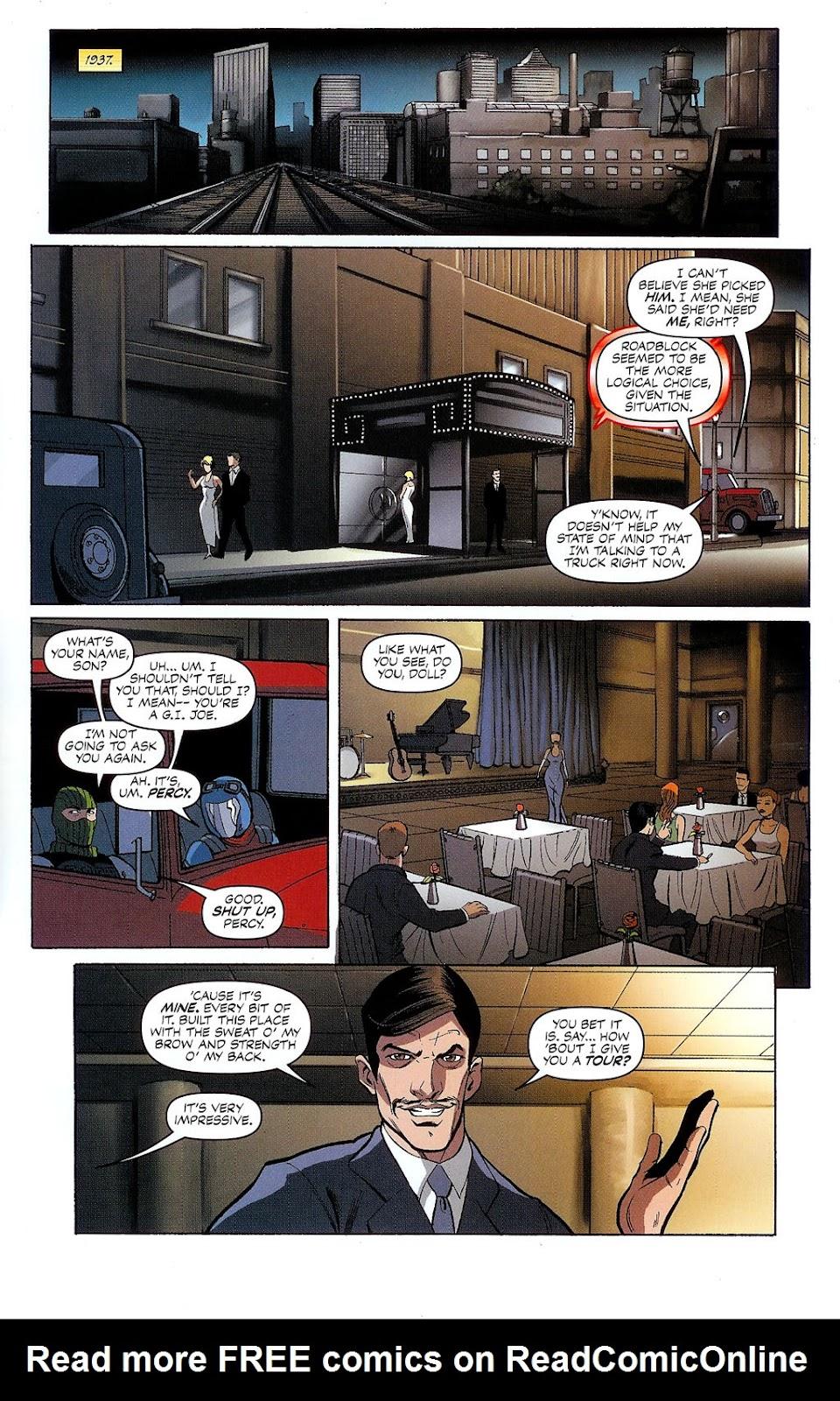 G.I. Joe vs. The Transformers II Issue #2 #3 - English 12