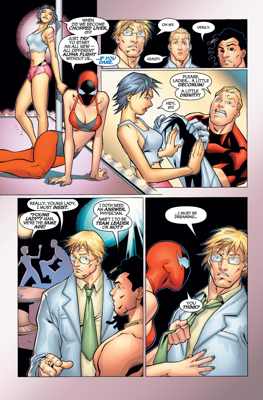 Read online Alpha Flight (2004) comic -  Issue #1 - 19