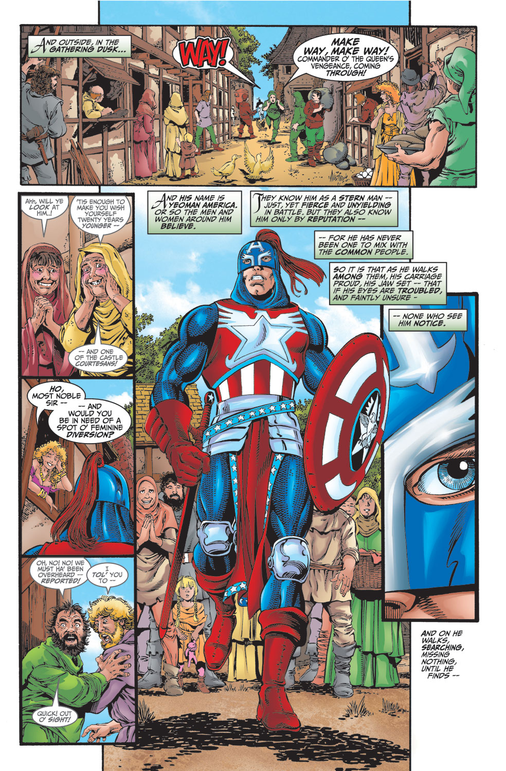 Read online Avengers (1998) comic -  Issue #2 - 8