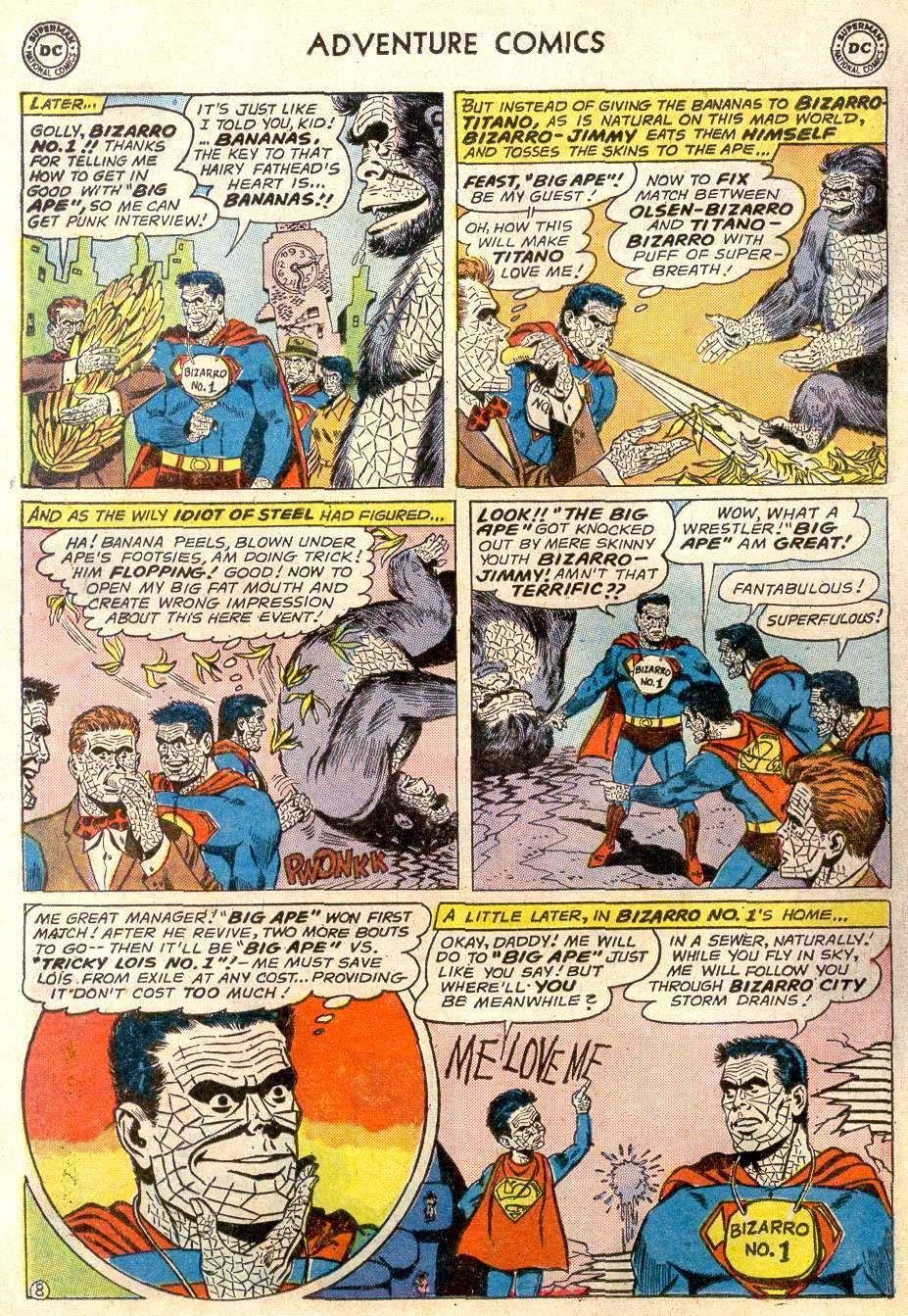 Read online Adventure Comics (1938) comic -  Issue #295 - 28