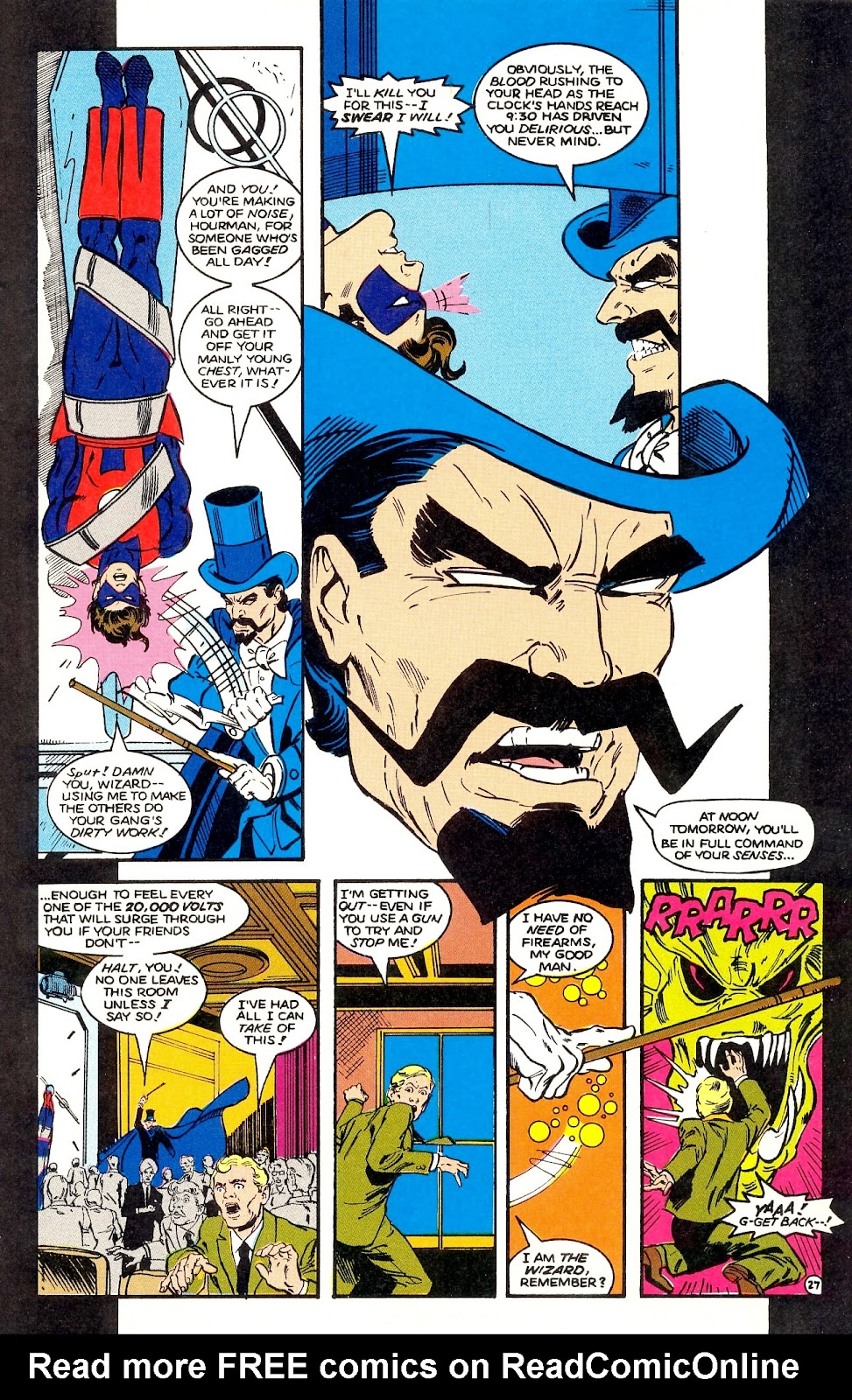 Infinity Inc. (1984) issue 35 - Page 29