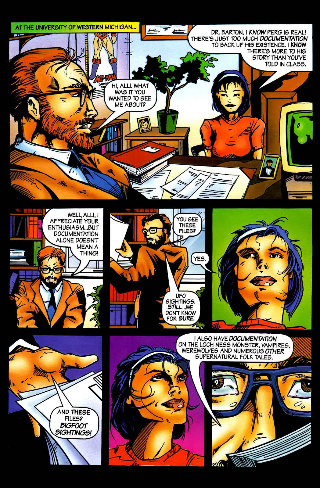 Read online Perg comic -  Issue #2 - 8