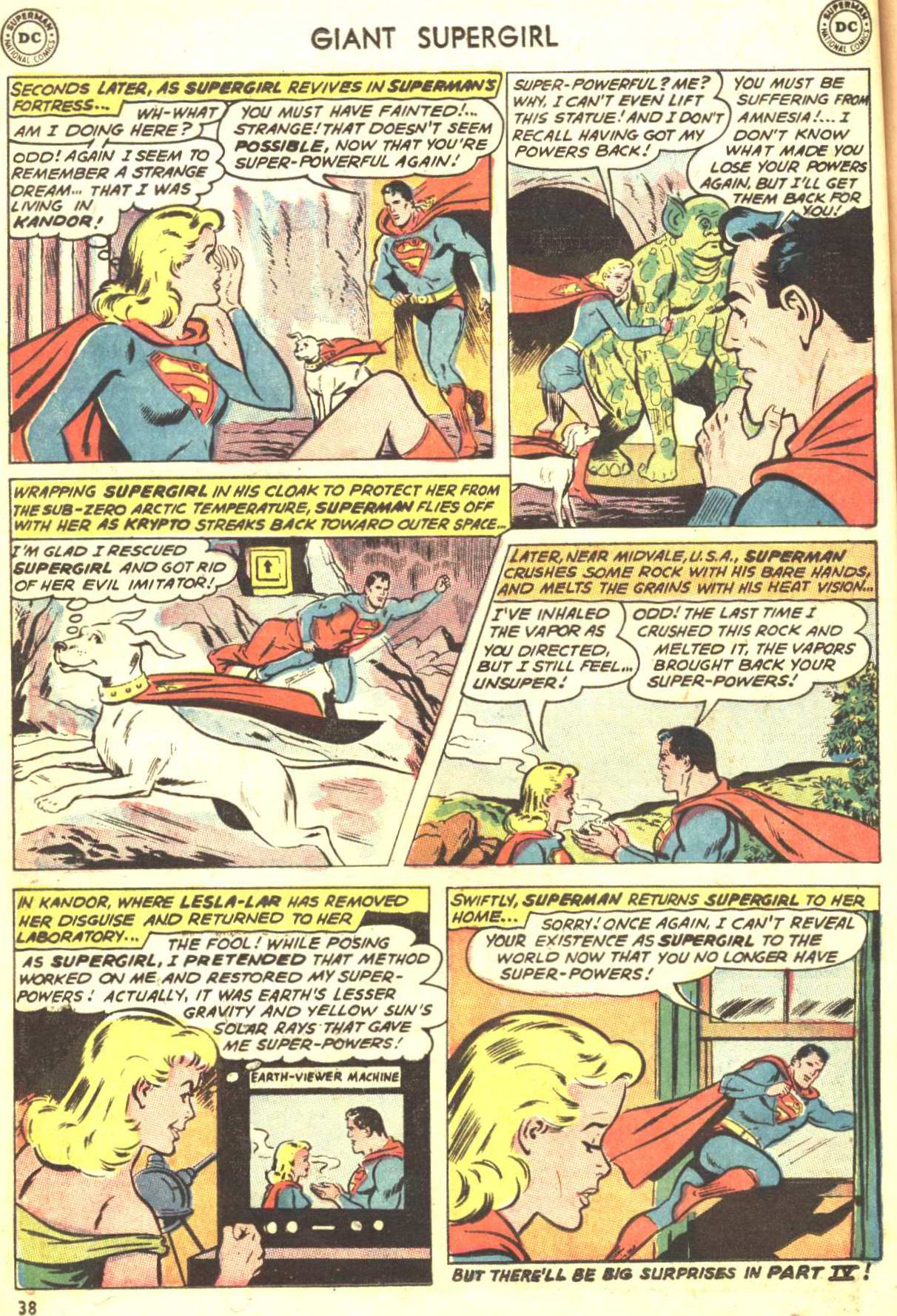 Read online Action Comics (1938) comic -  Issue #360 - 37