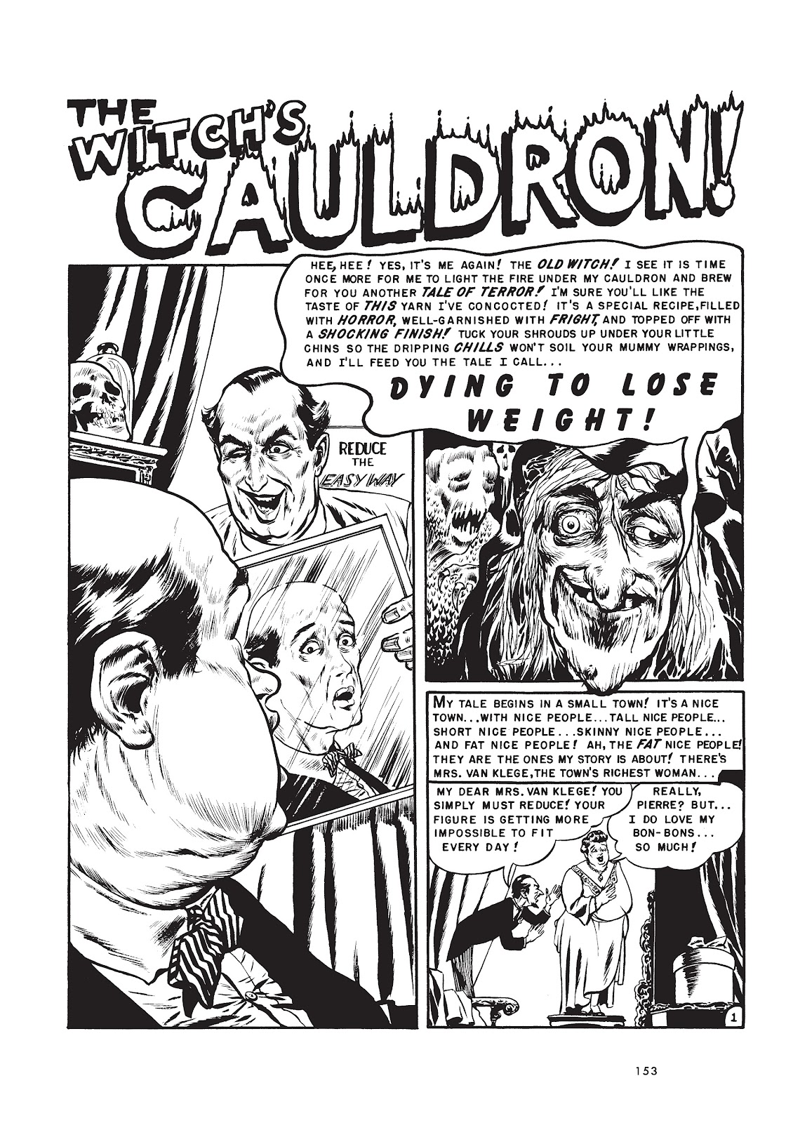 Read online Doctor of Horror and Other Stories comic -  Issue # TPB (Part 2) - 69