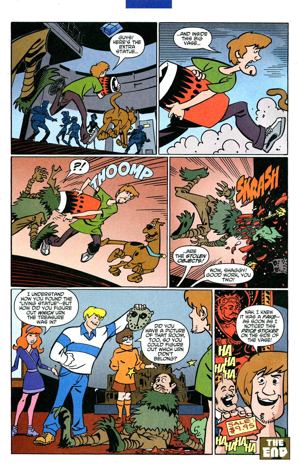 Read online Scooby-Doo (1997) comic -  Issue #92 - 21
