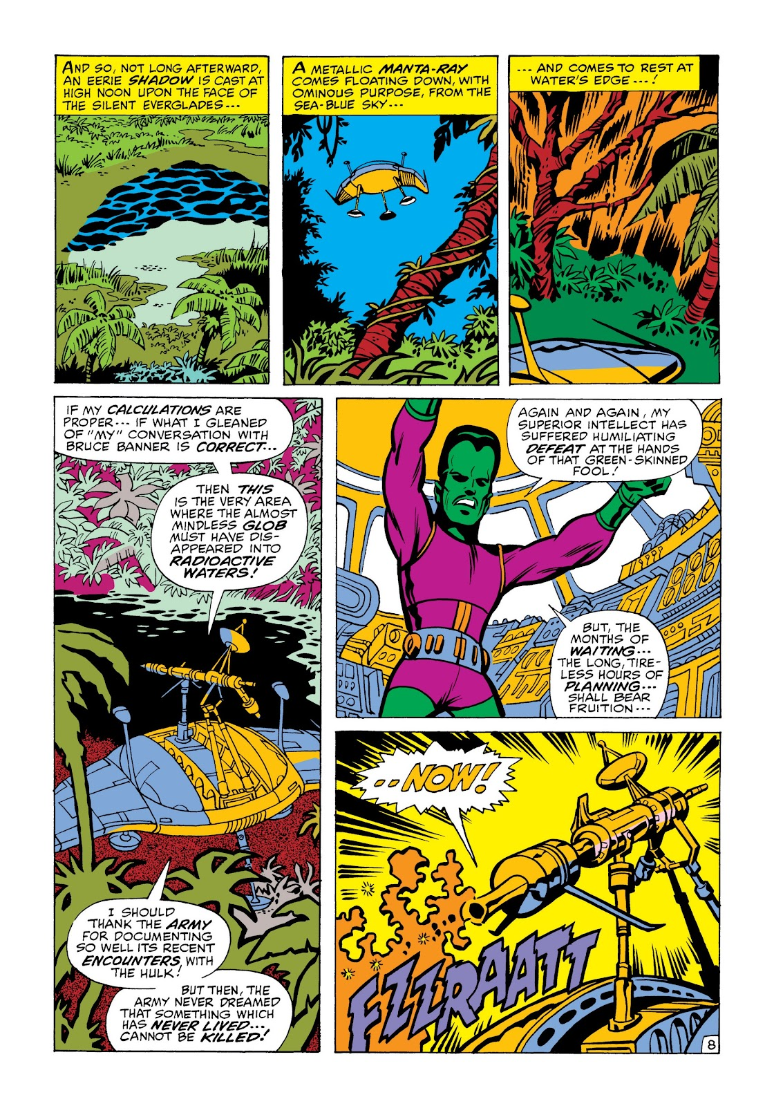 Read online Marvel Masterworks: The Incredible Hulk comic -  Issue # TPB 6 (Part 2) - 62