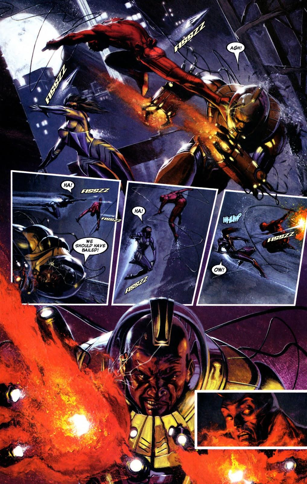 Read online Secret War comic -  Issue #3 - 15