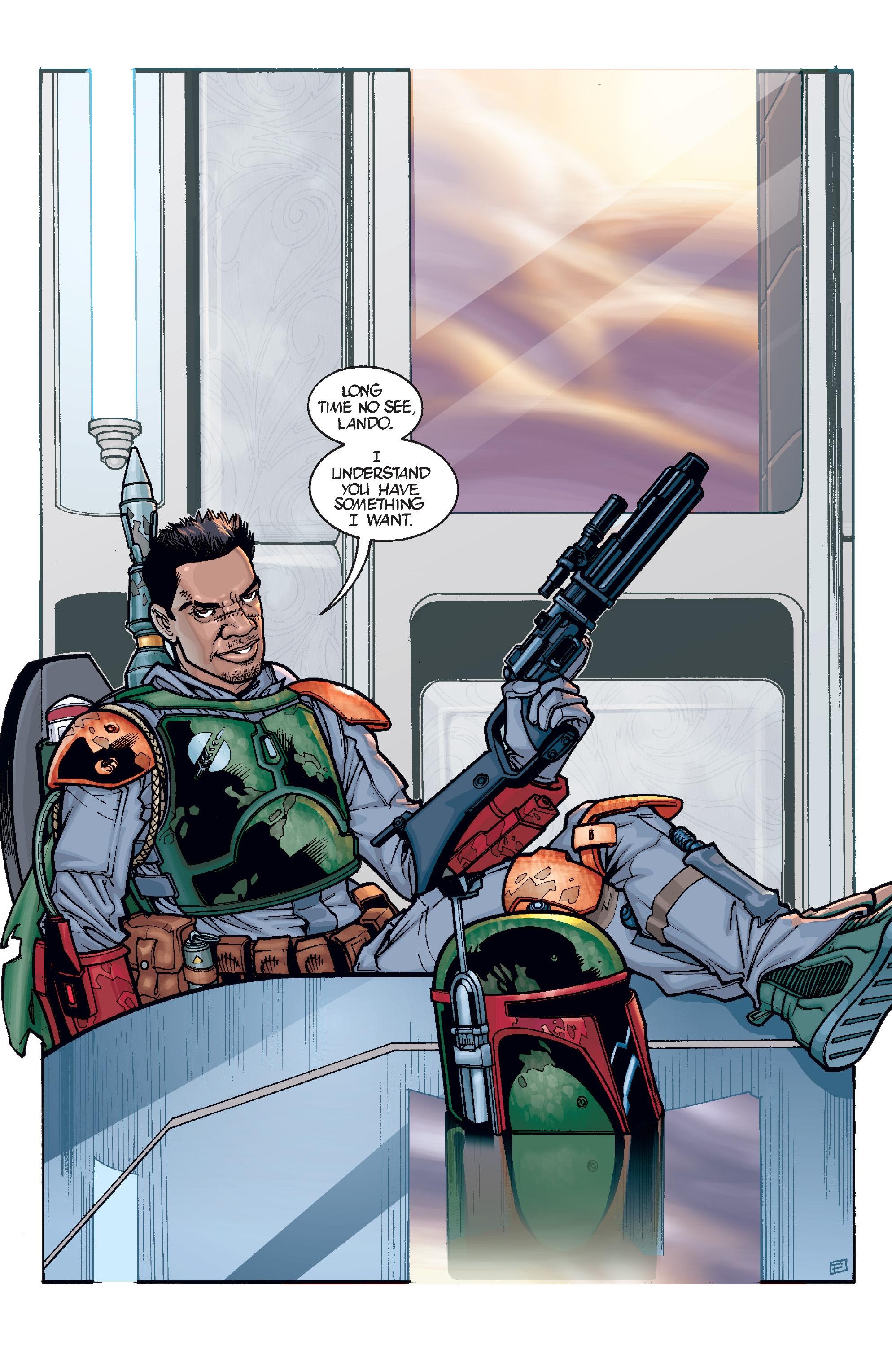 Read online Star Wars Omnibus comic -  Issue # Vol. 27 - 116