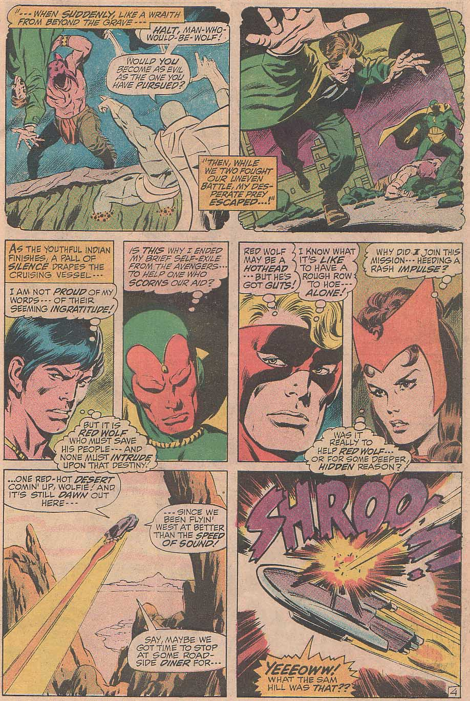 The Avengers (1963) 81 Page 4