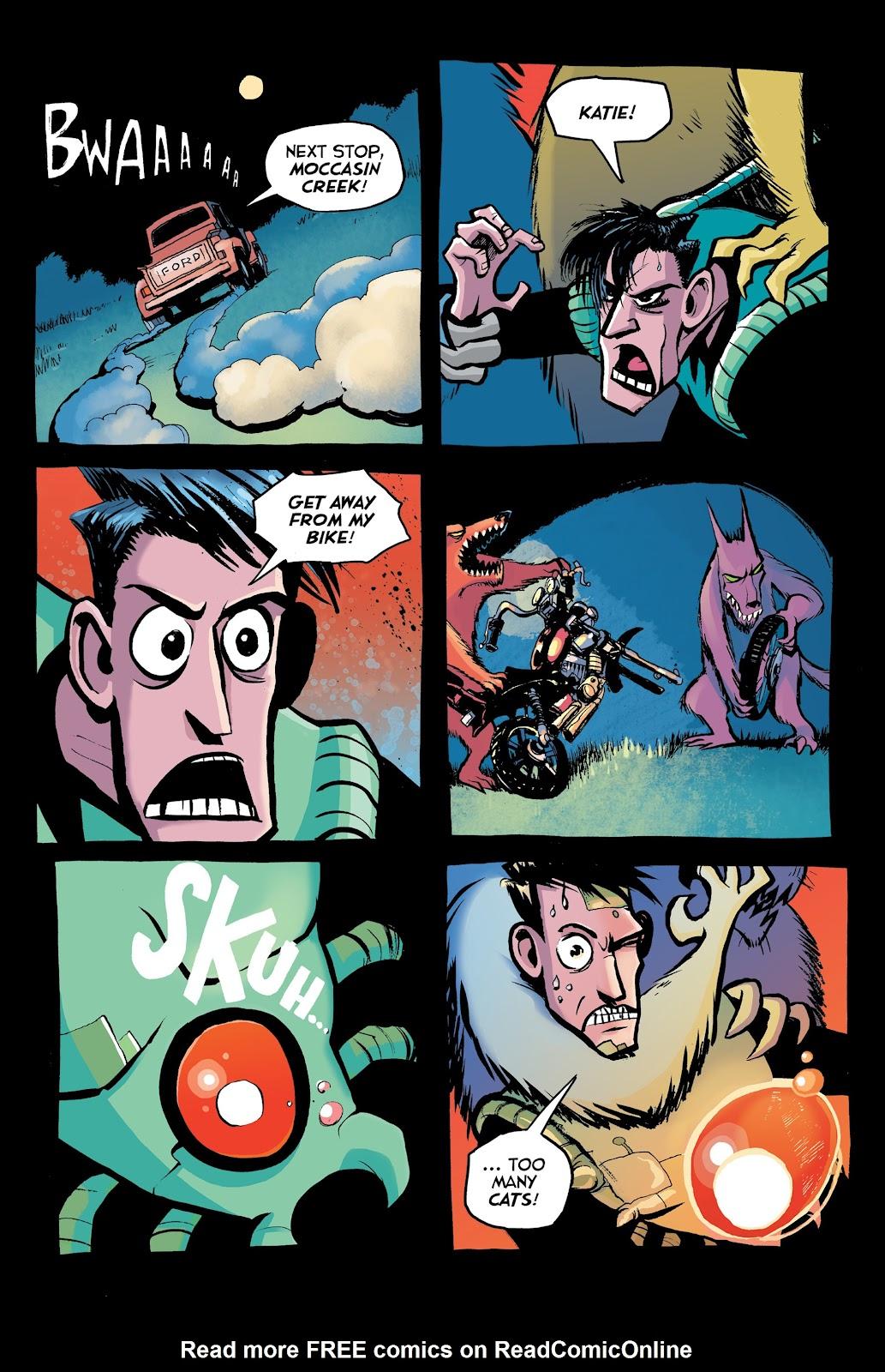 Read online Creature Tech (2019) comic -  Issue # TPB (Part 2) - 62