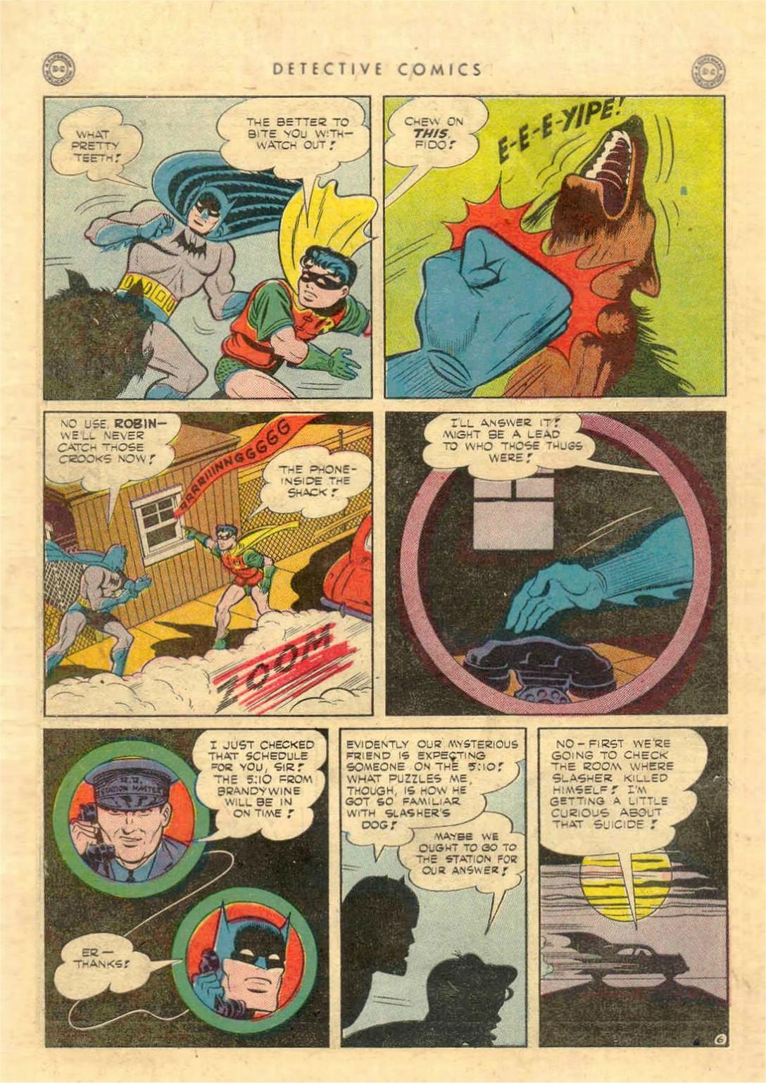 Read online Detective Comics (1937) comic -  Issue #97 - 8